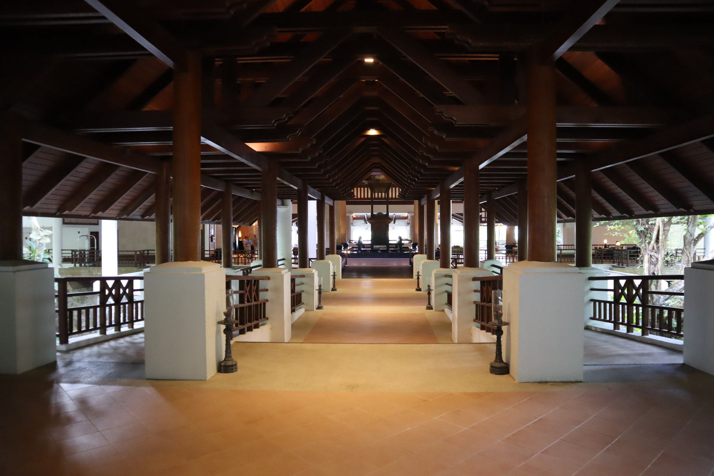 The Andaman Langkawi – Entryway