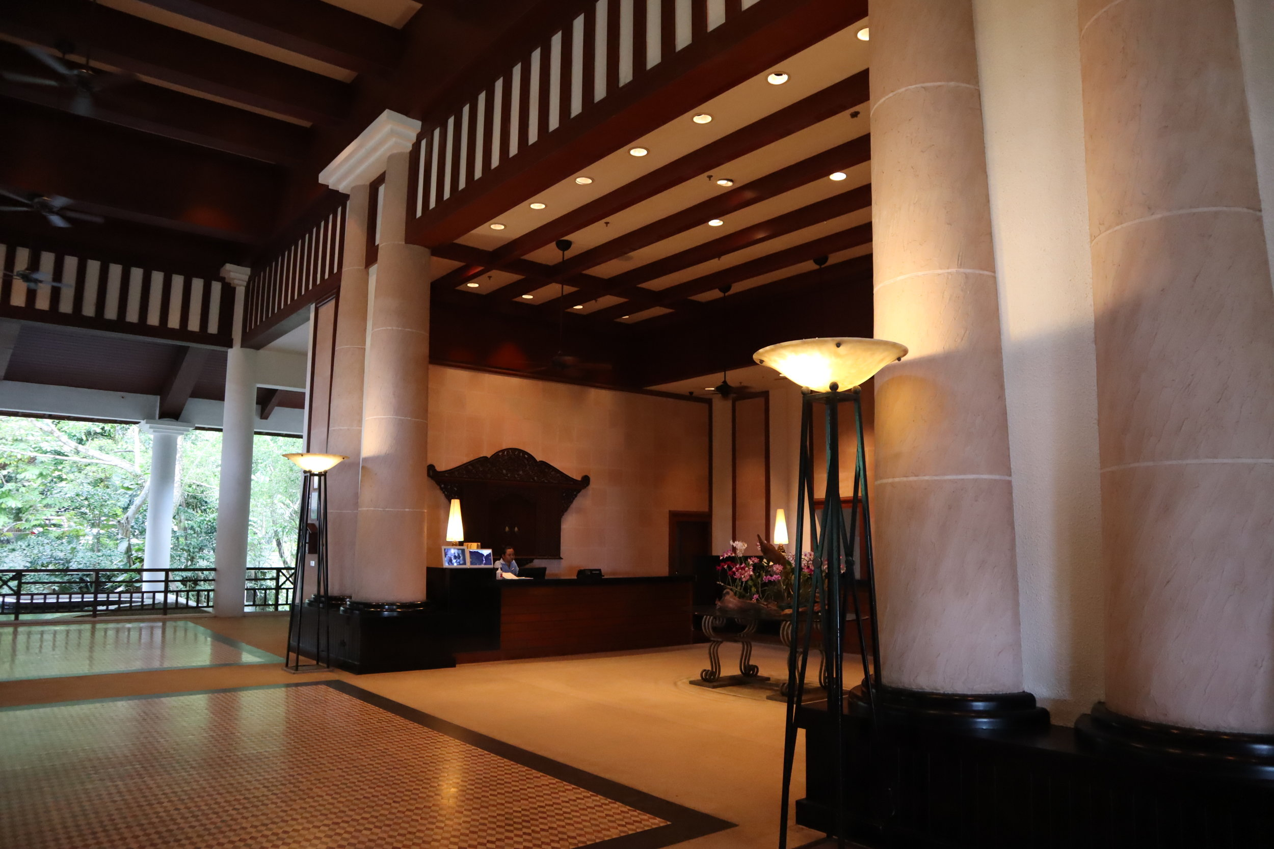 The Andaman Langkawi – Front desks