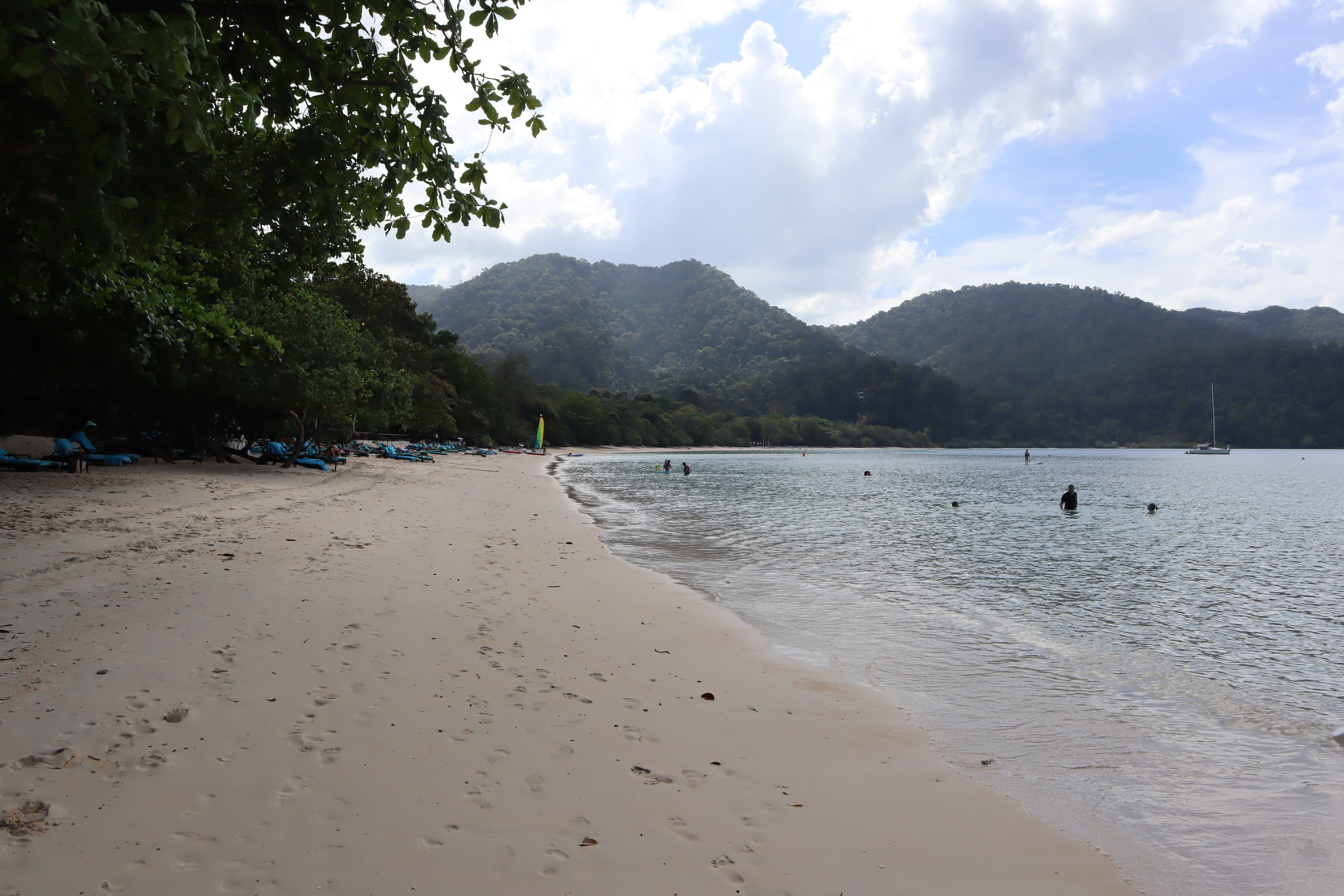 The Andaman Langkawi – Beach