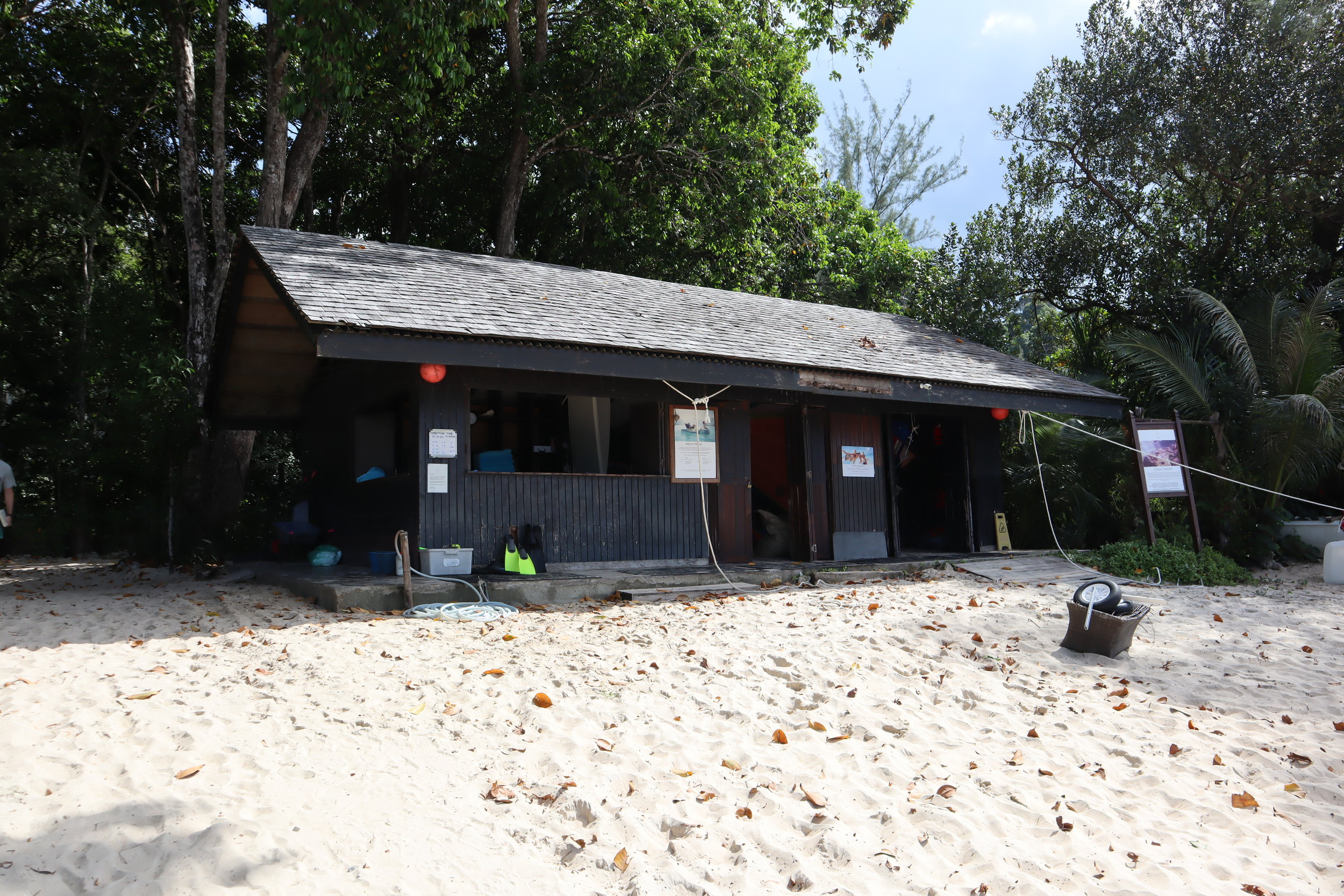 The Andaman Langkawi – Watersports lodge