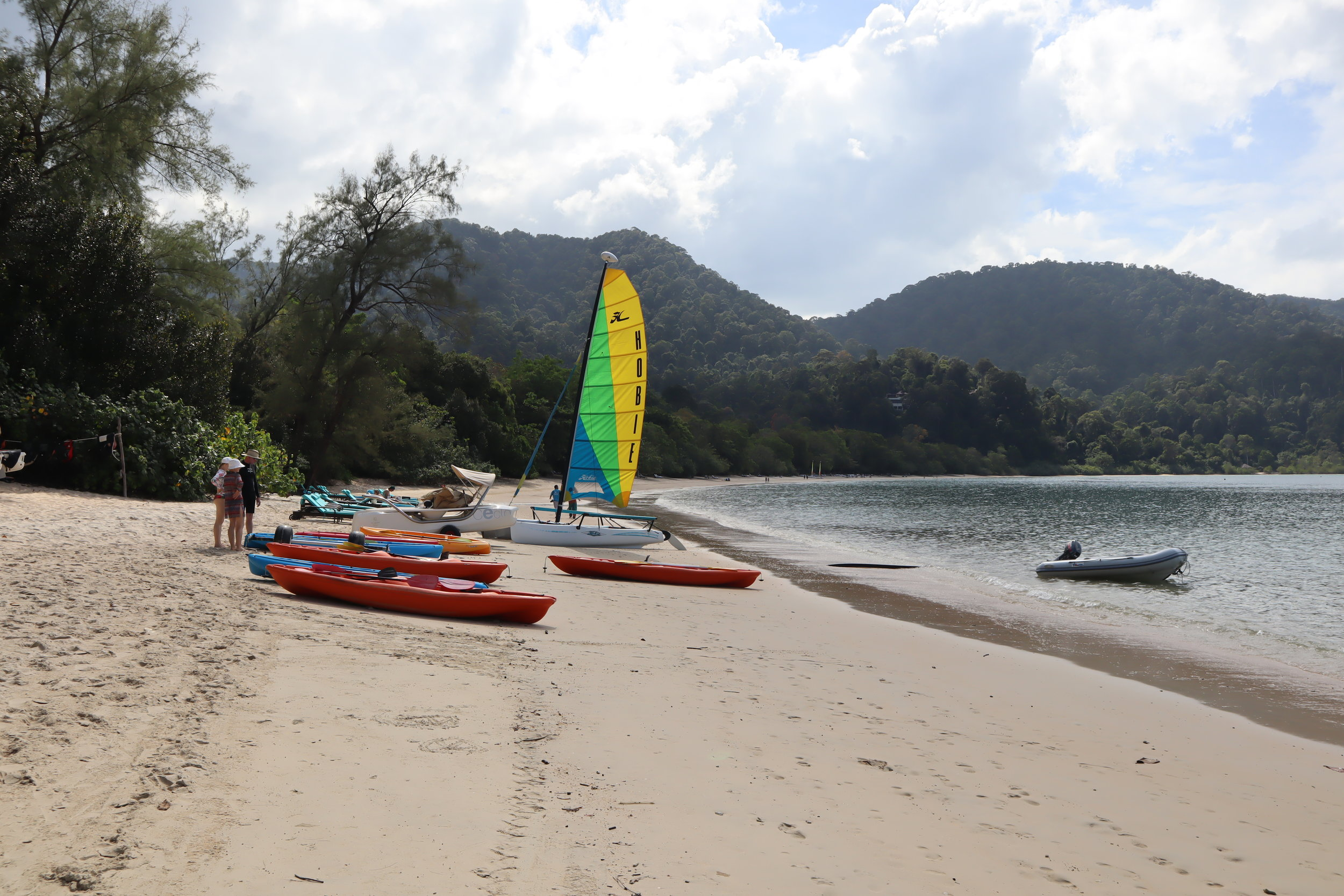 The Andaman Langkawi – Watersports rentals