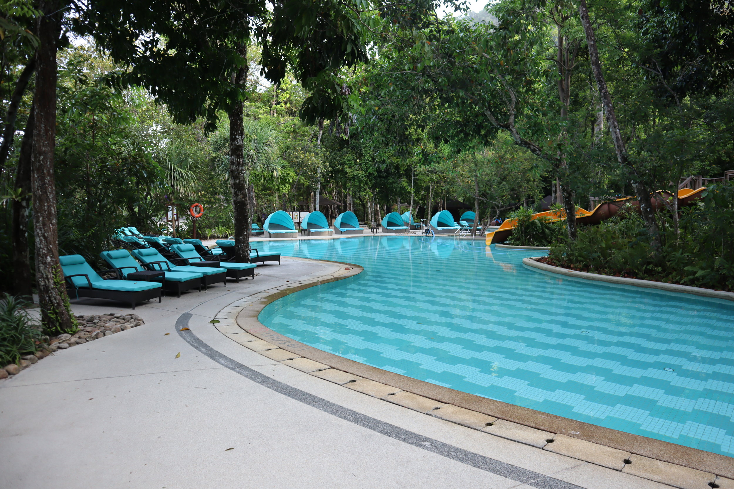 The Andaman Langkawi – Poolside