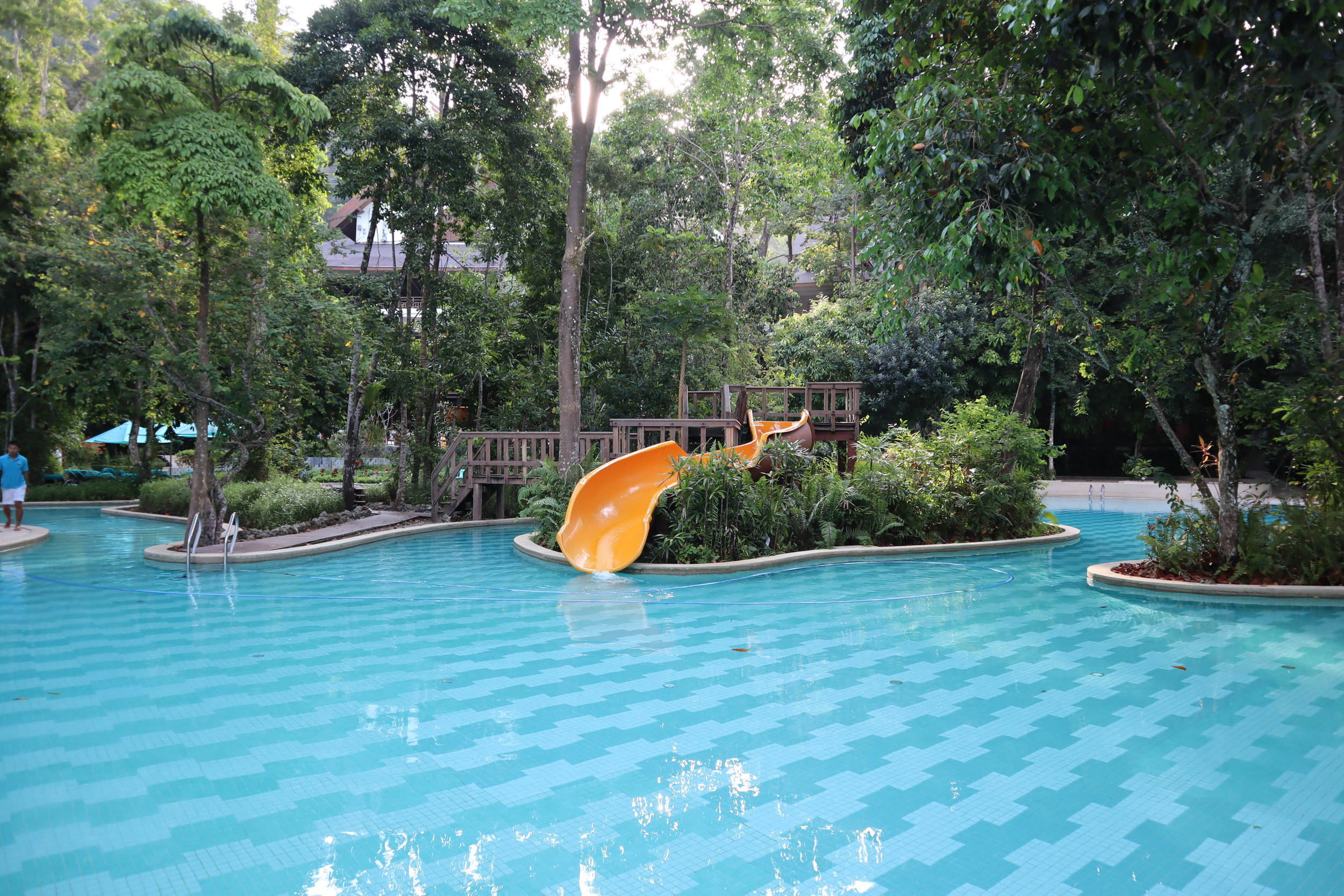 The Andaman Langkawi – Waterslide
