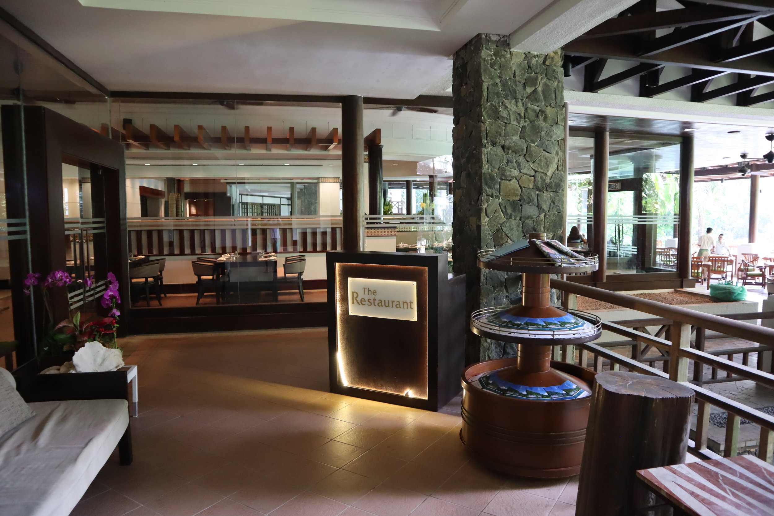 The Andaman Langkawi – The Restaurant