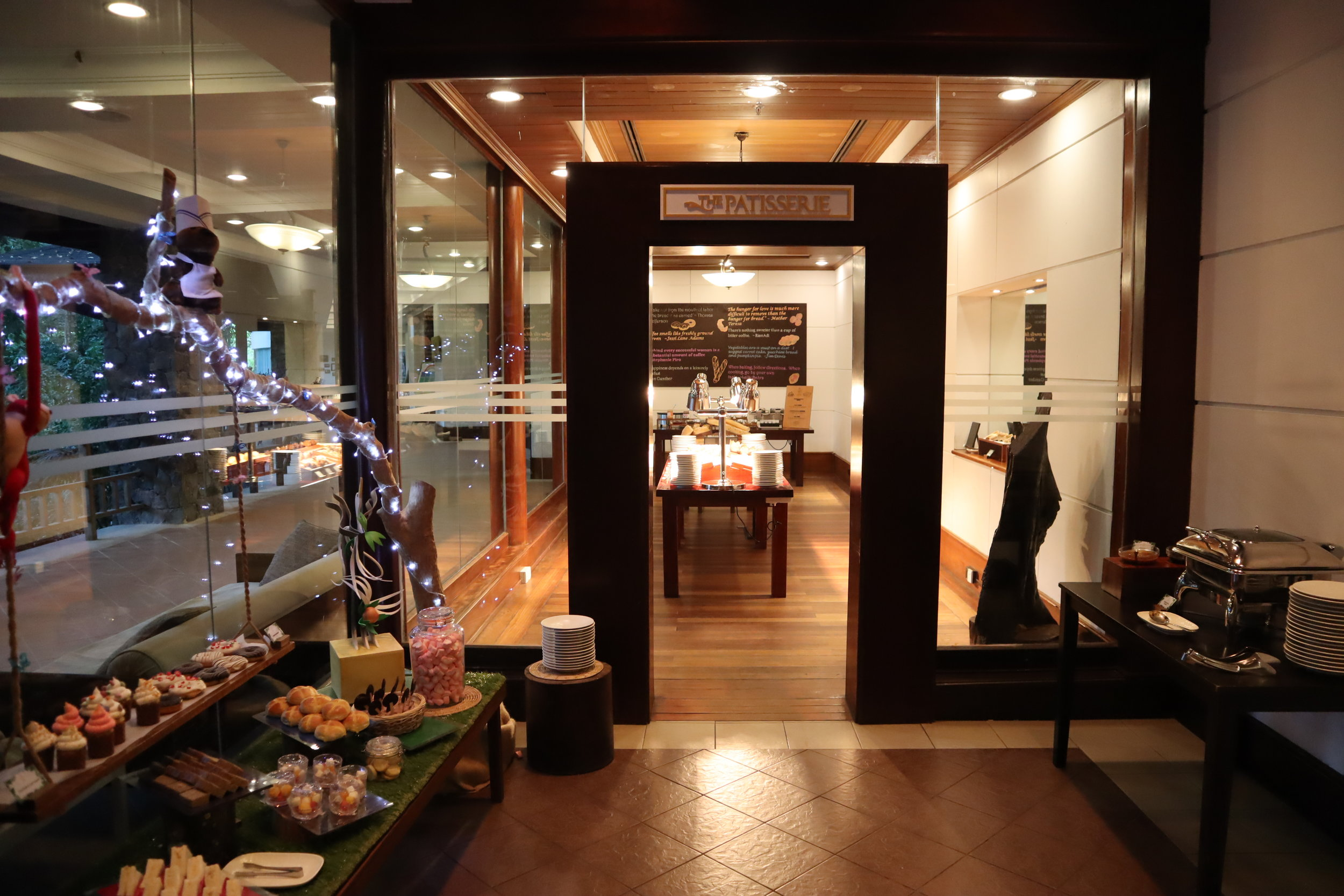 The Andaman Langkawi – The Patisserie