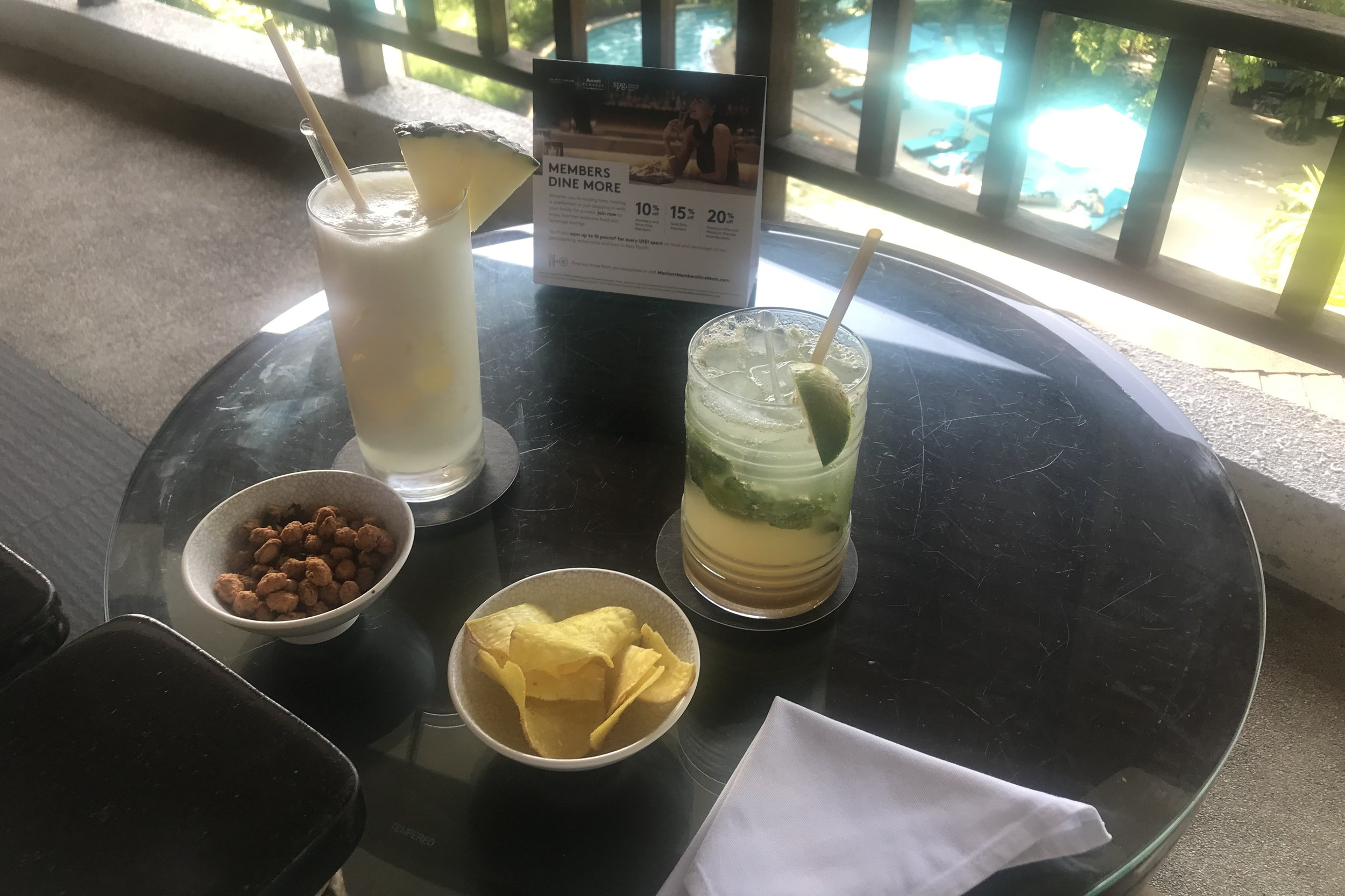 The Andaman Langkawi – Elite appreciation drinks