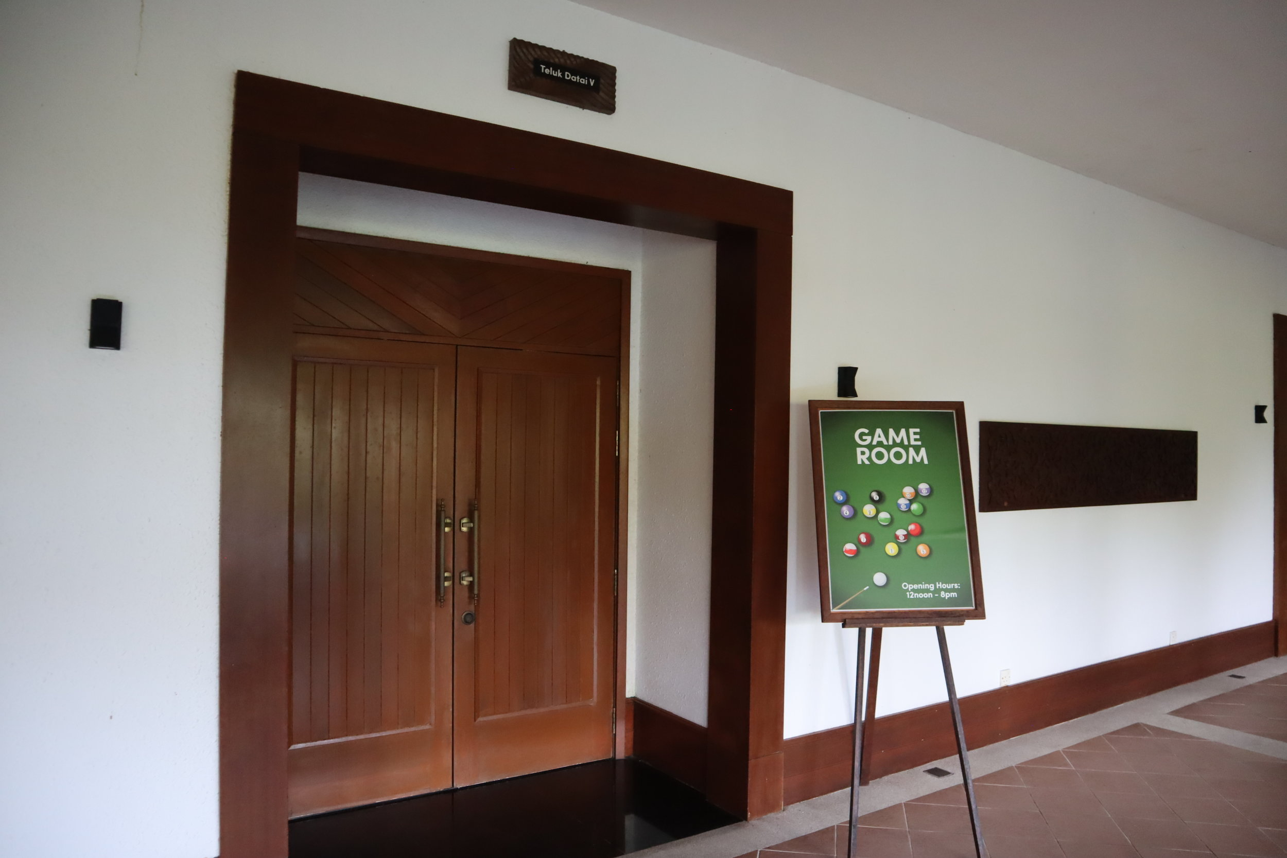 The Andaman Langkawi – Game Room