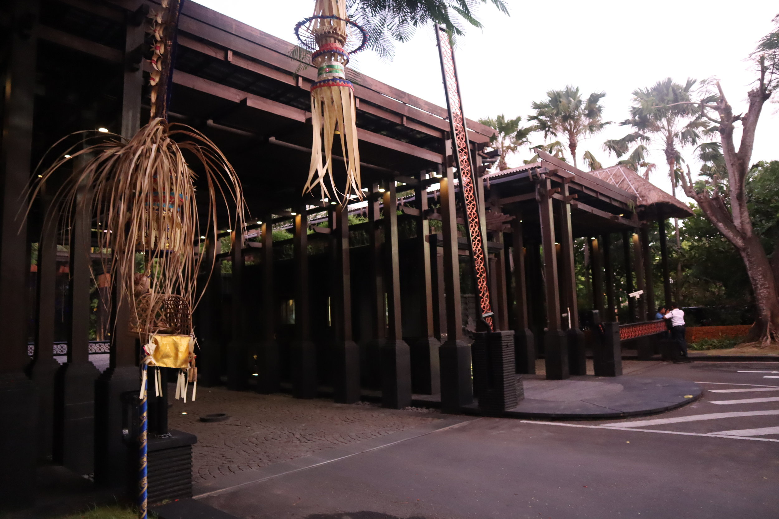 St. Regis Bali – Entrance