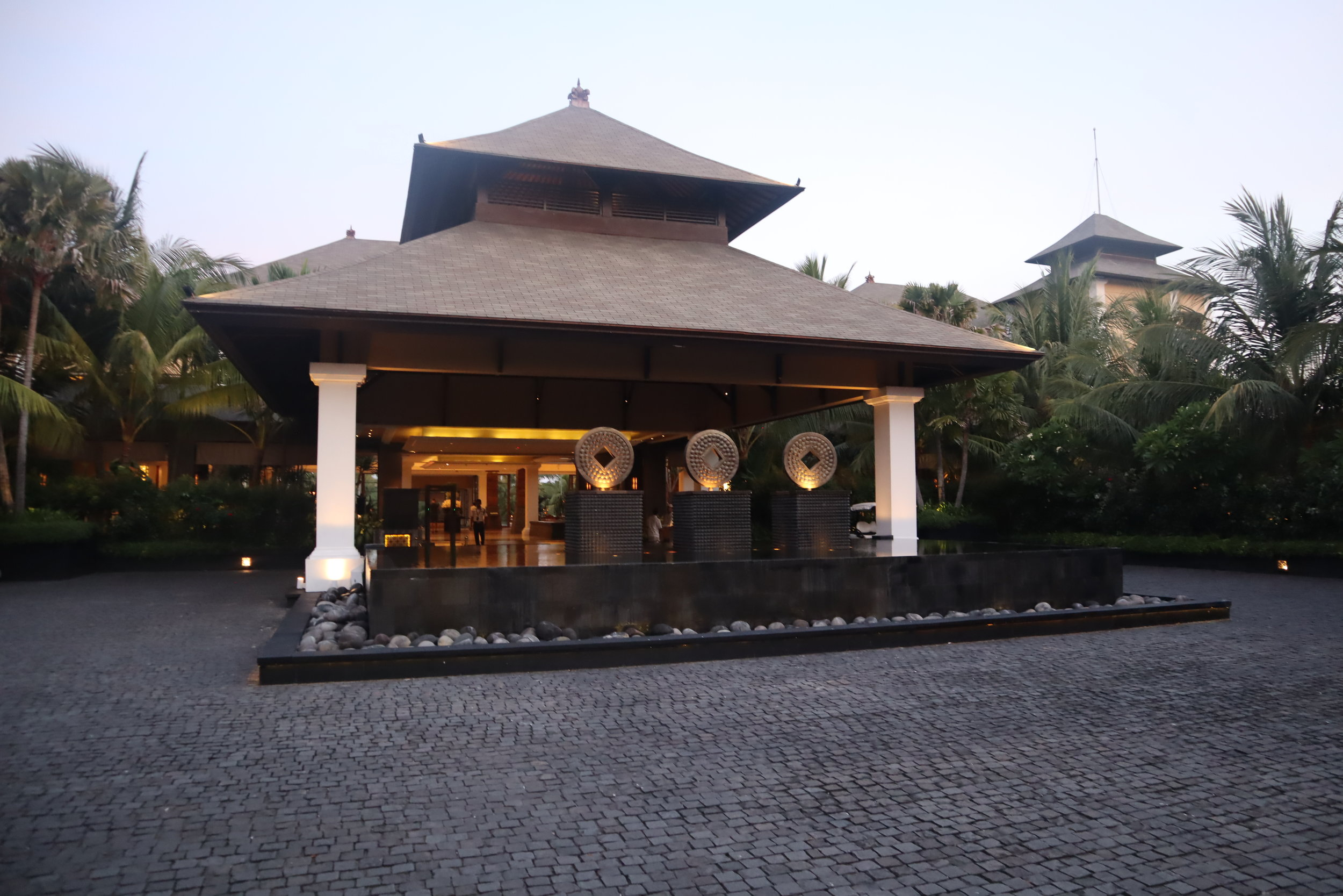 St. Regis Bali – Main building