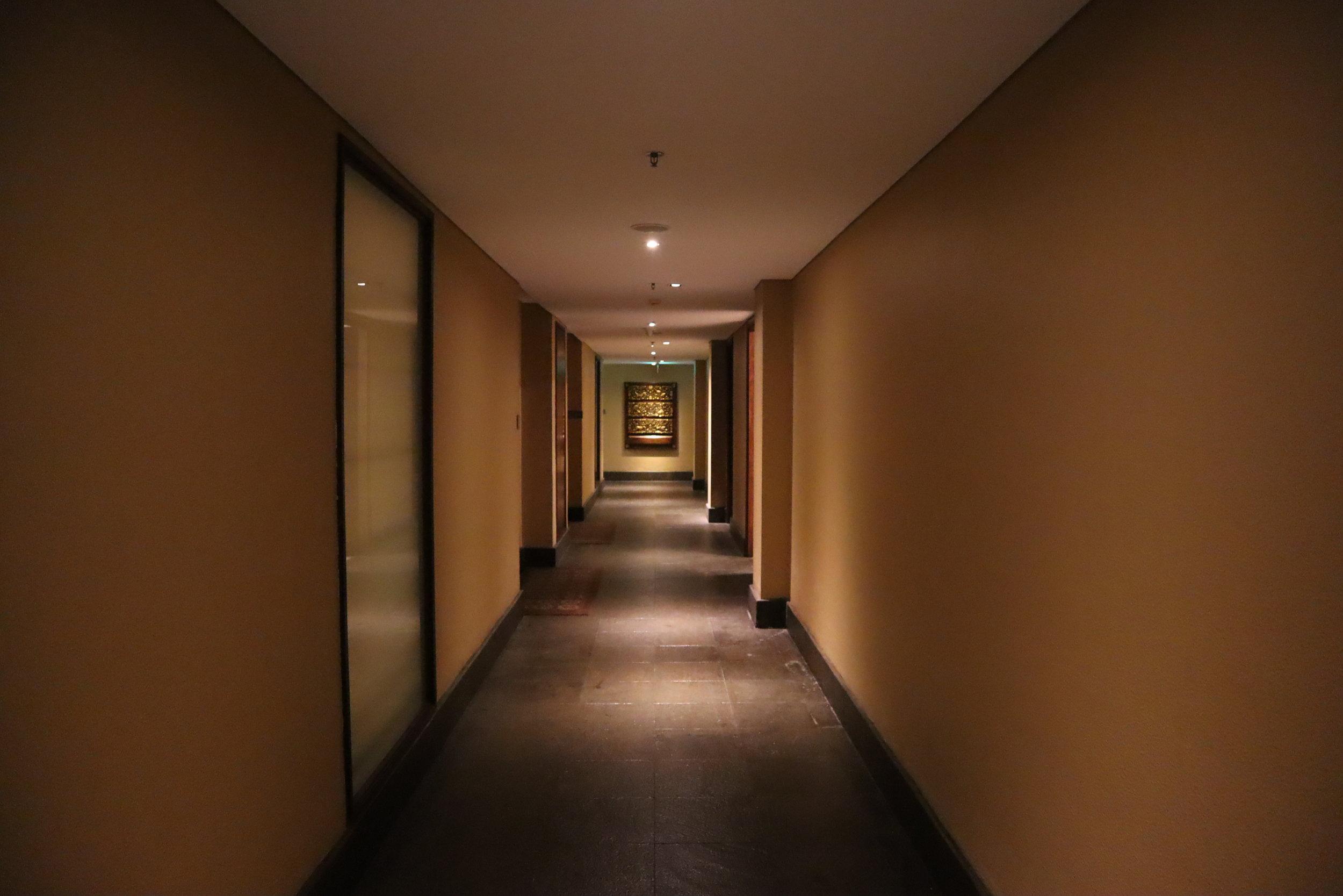 St. Regis Bali – Hallway