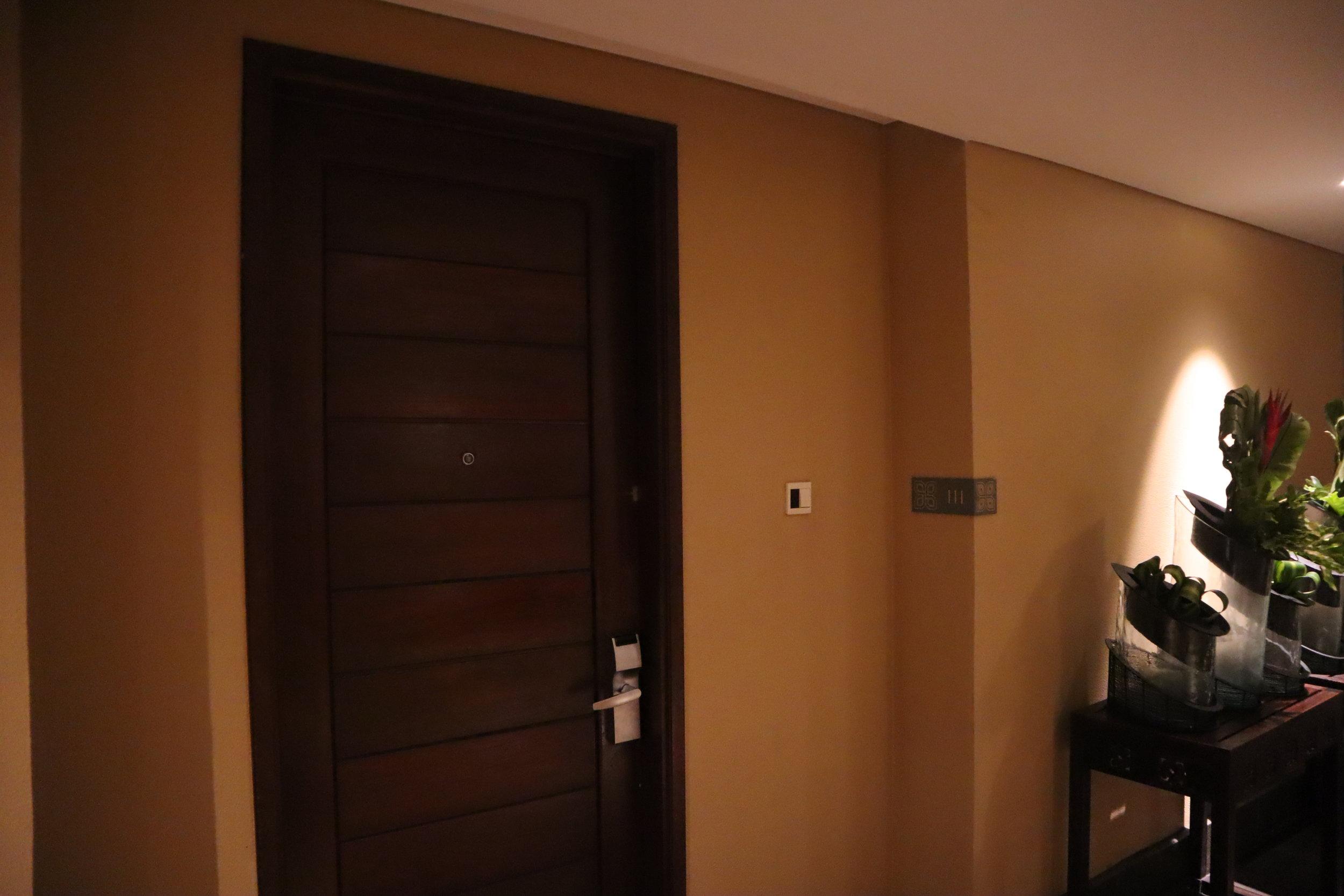 St. Regis Bali – Room 111