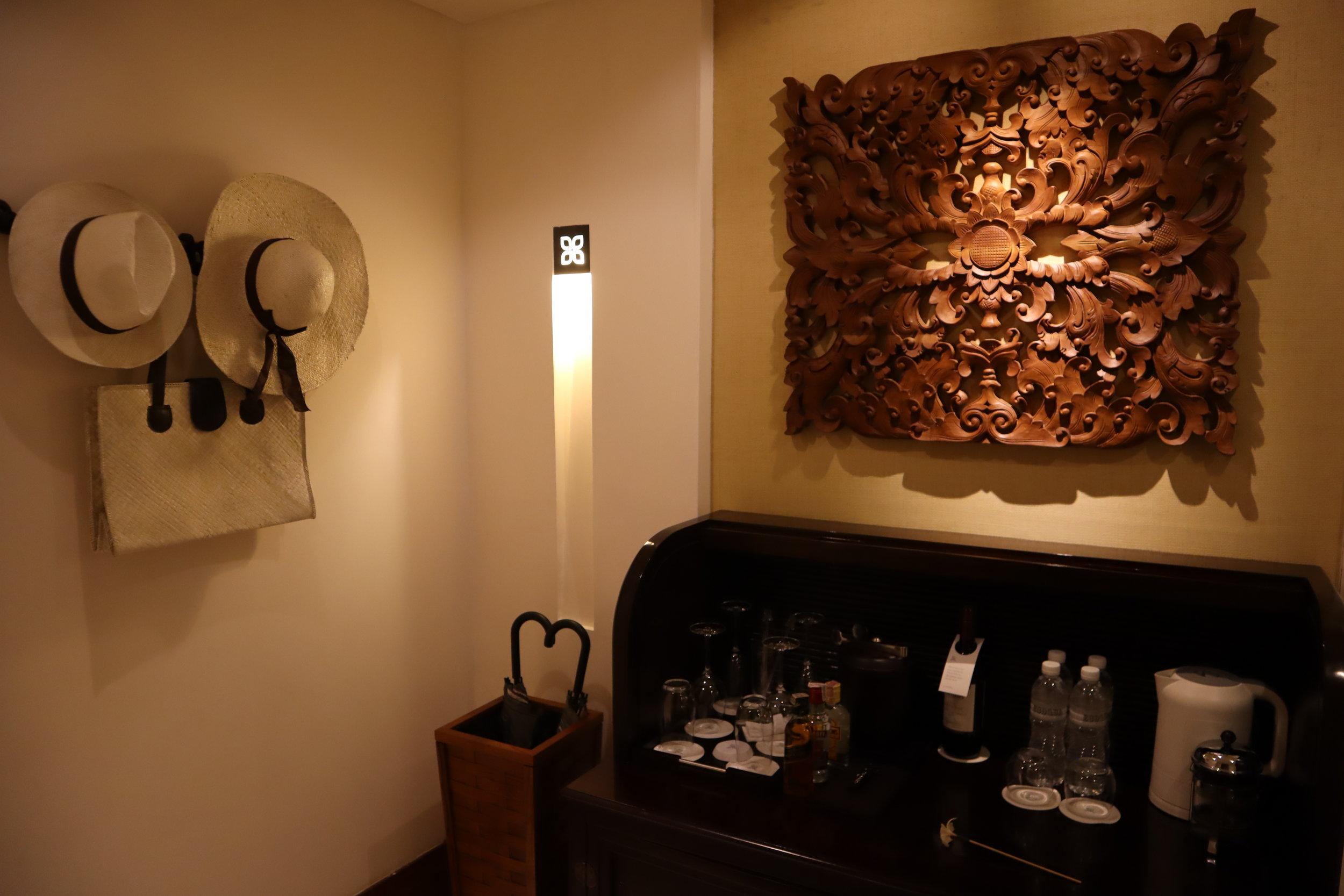 St. Regis Bali – St. Regis Pool Suite resort amenities