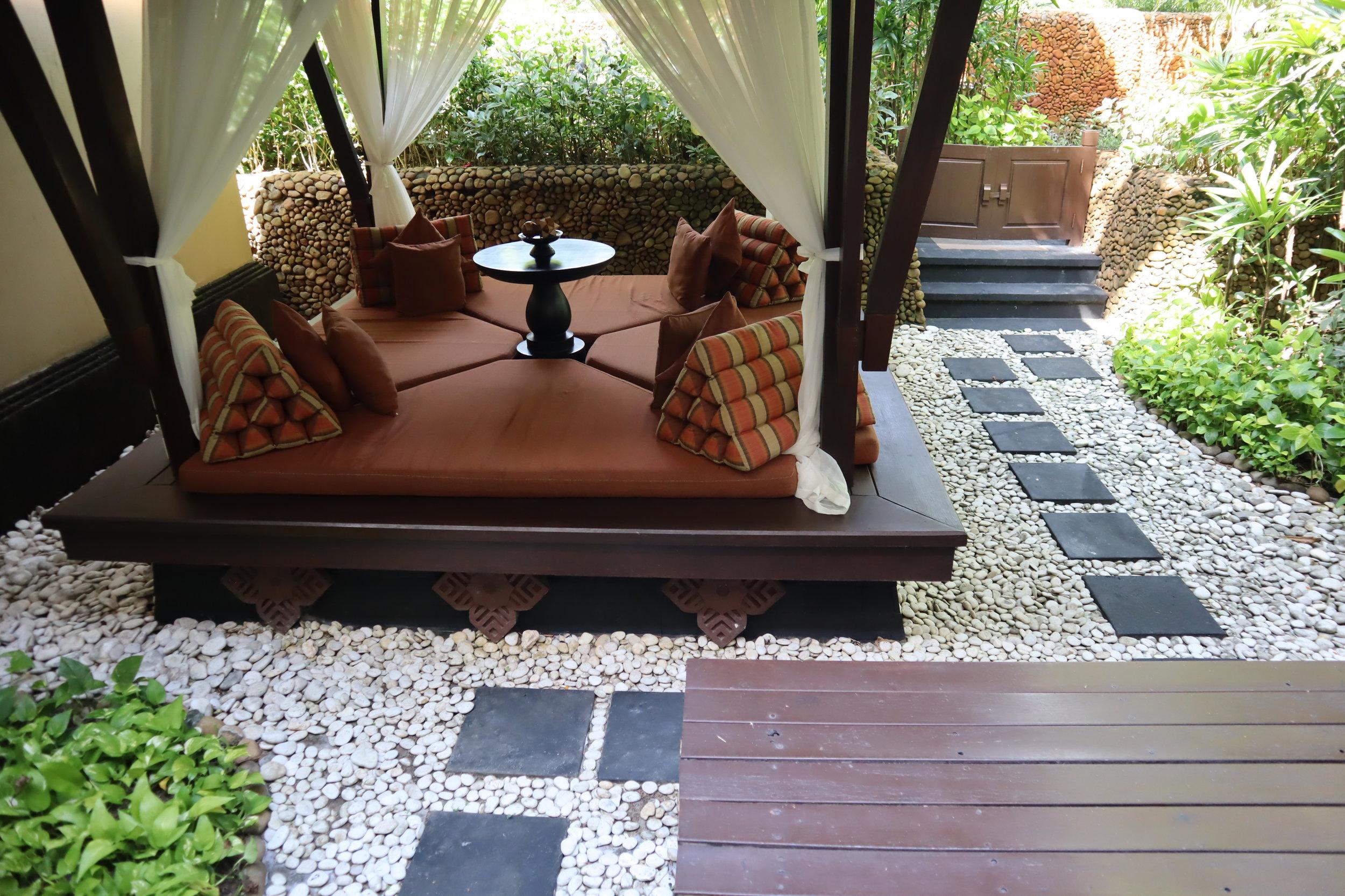 St. Regis Bali – St. Regis Pool Suite gazebo