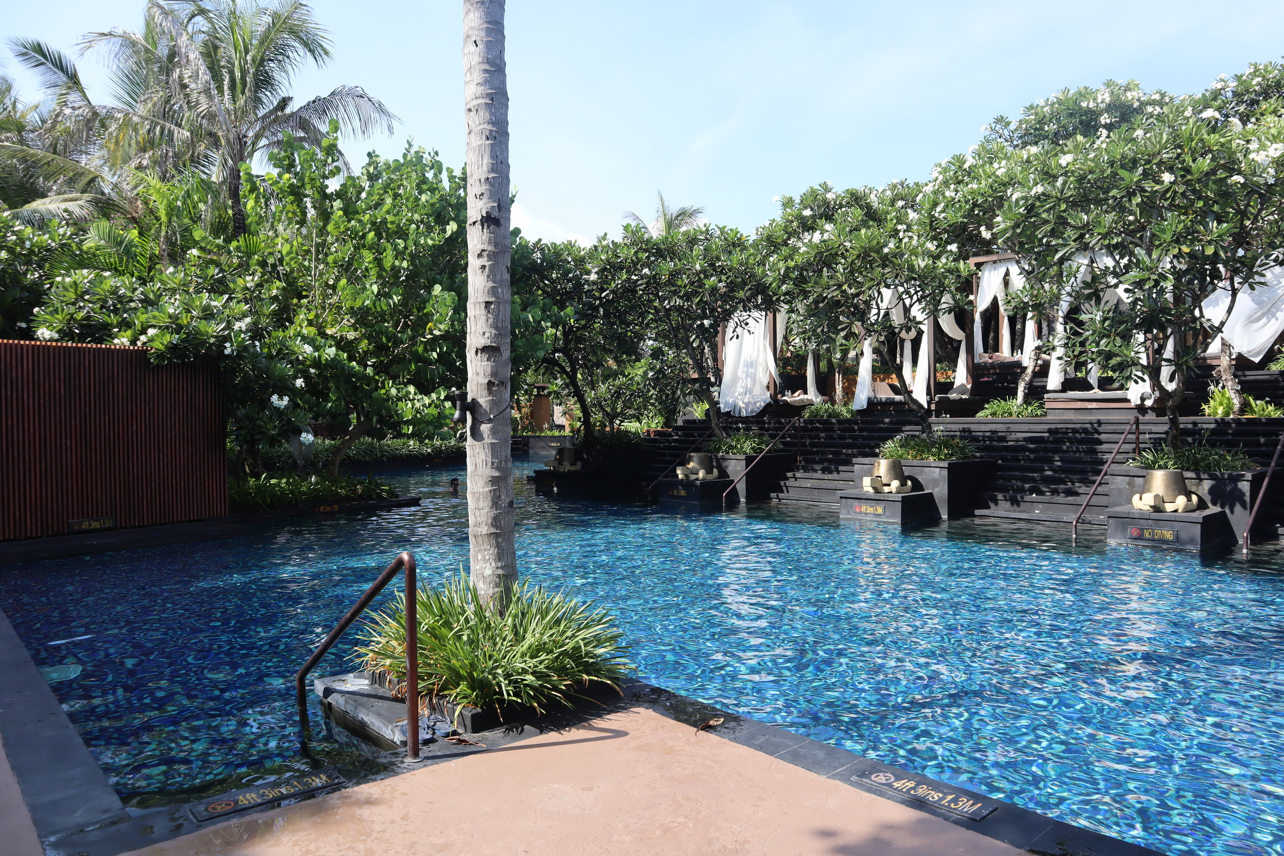 St. Regis Bali – Poolside
