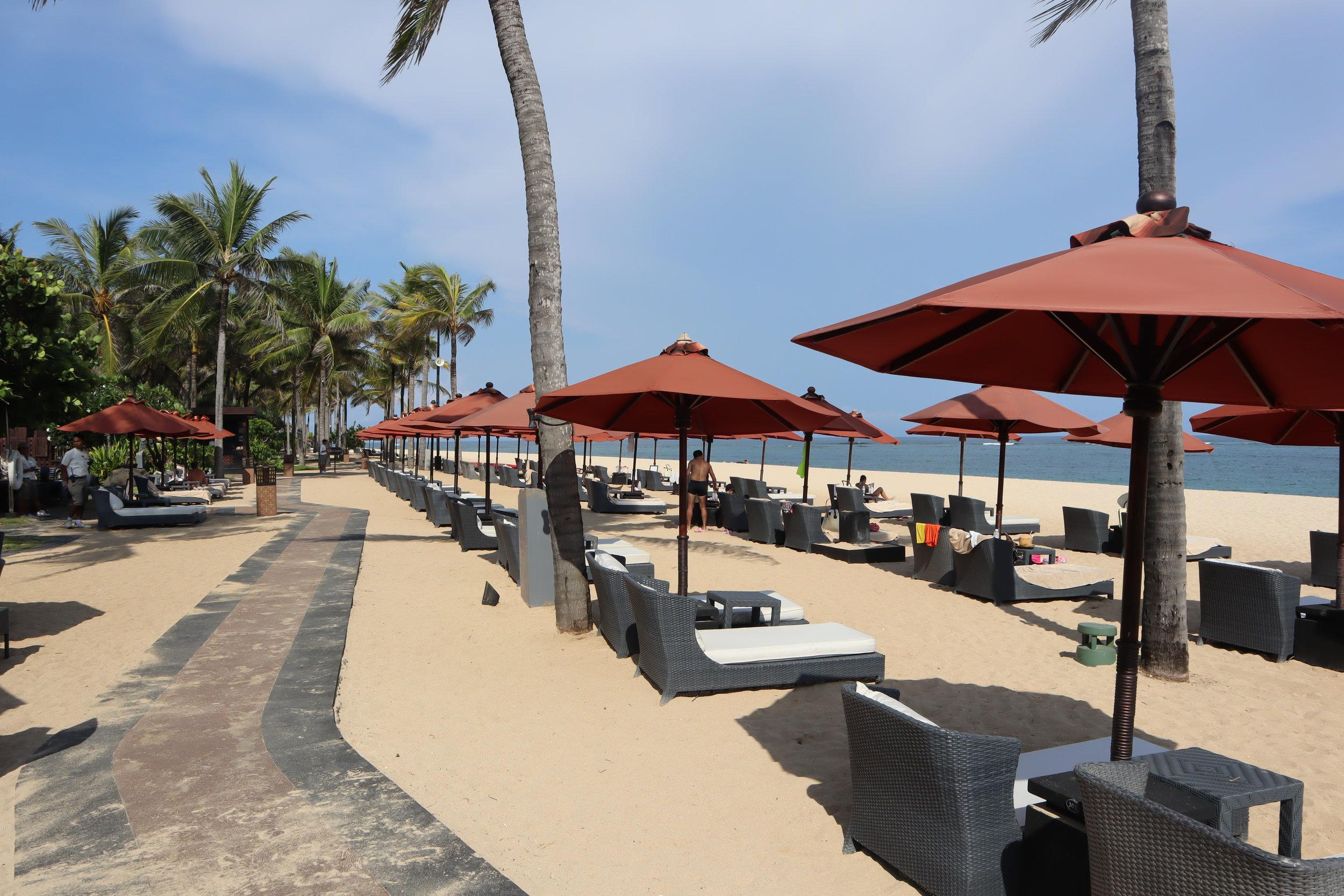 St. Regis Bali – Beachfront