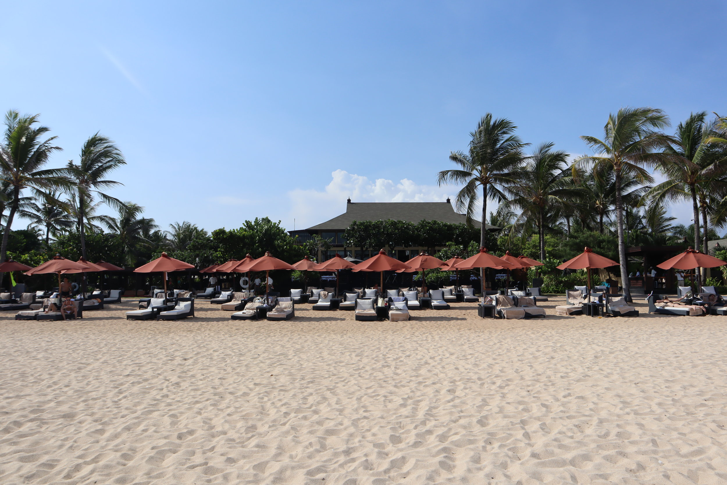 St. Regis Bali – Beach