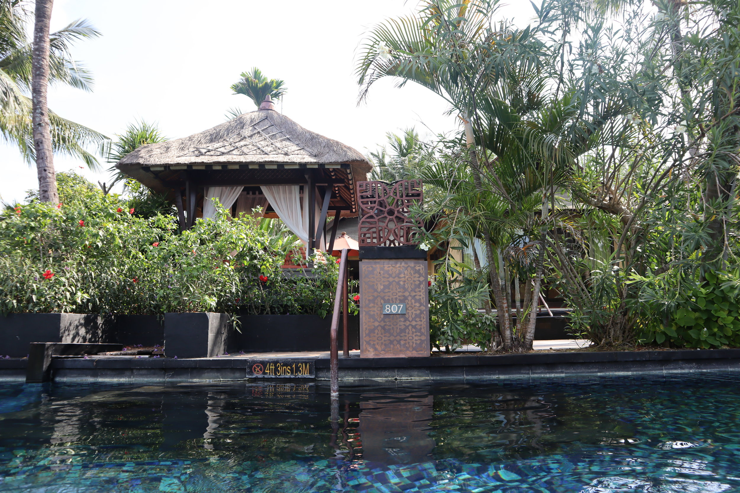 St. Regis Bali – Lagoon Villa