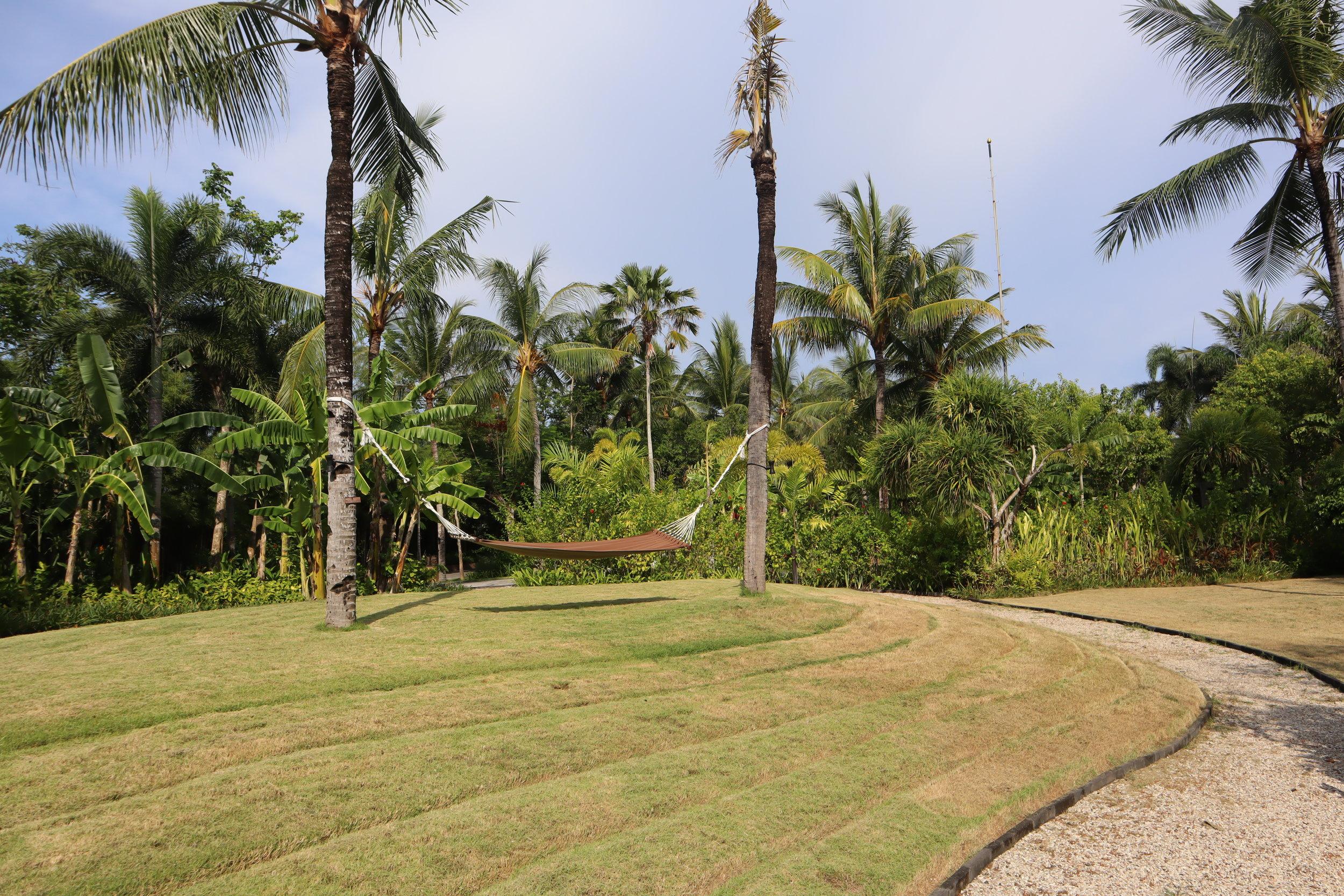St. Regis Bali – Gardens