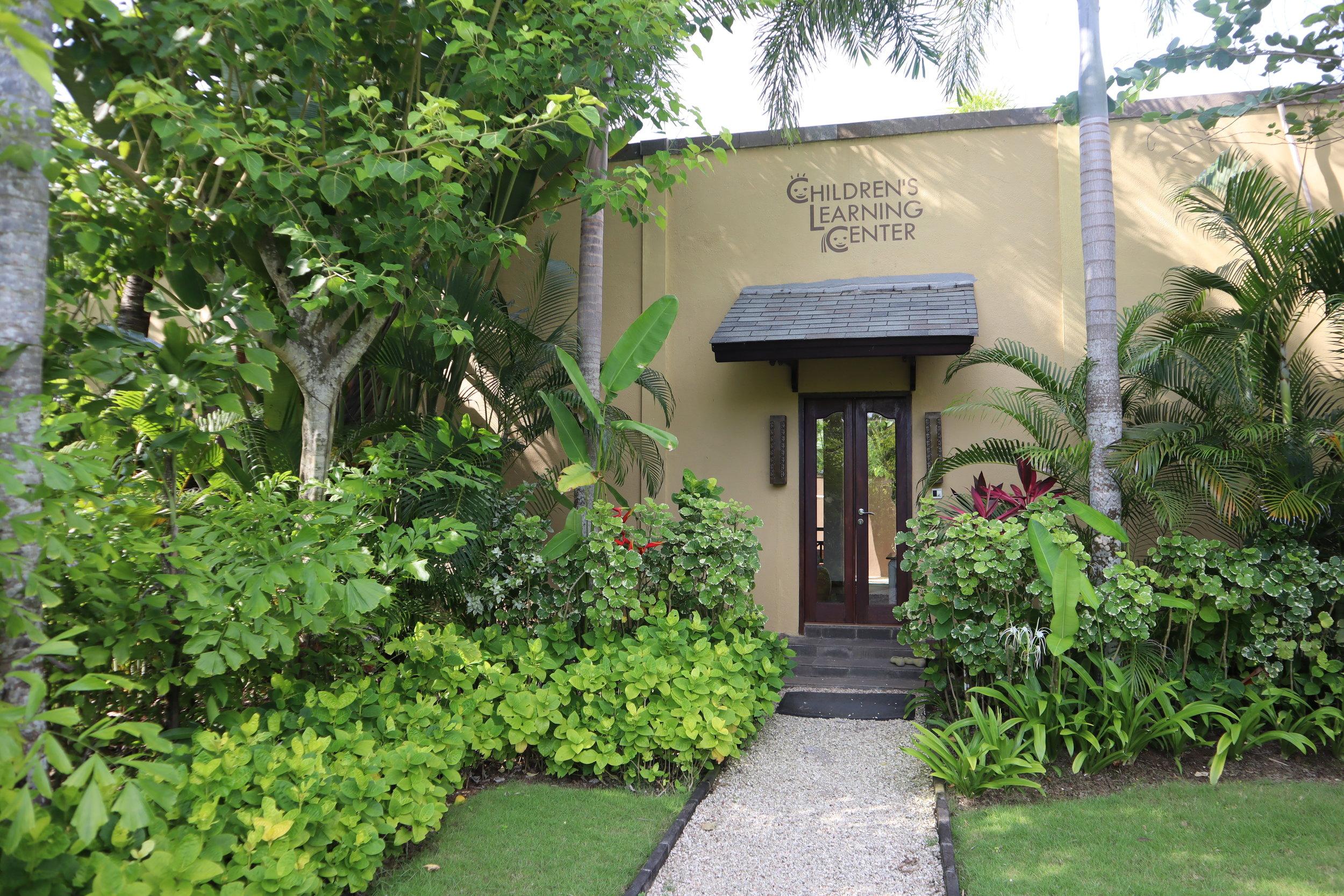 St. Regis Bali – Children's Learning Centre