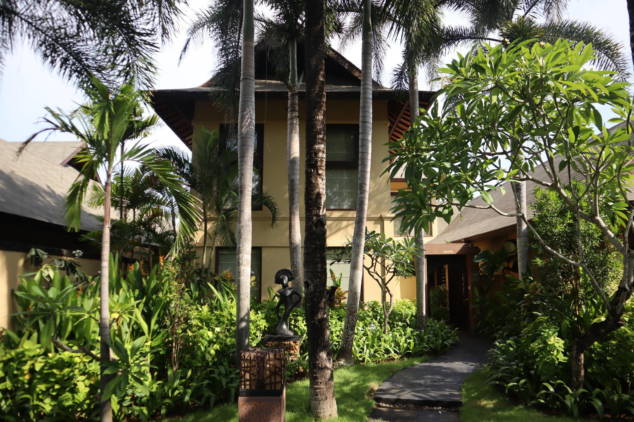 St. Regis Bali – Beach Villa