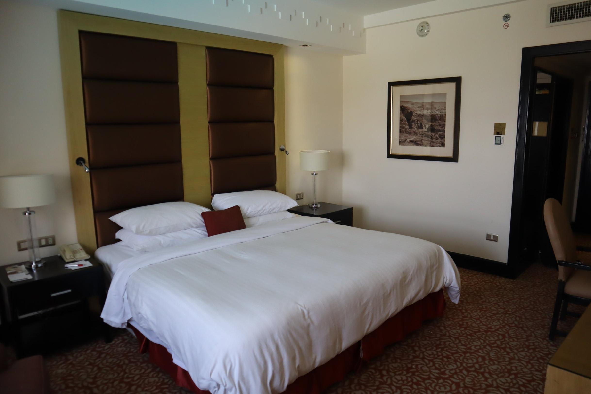 Mountain Premium Room, Marriott Petra