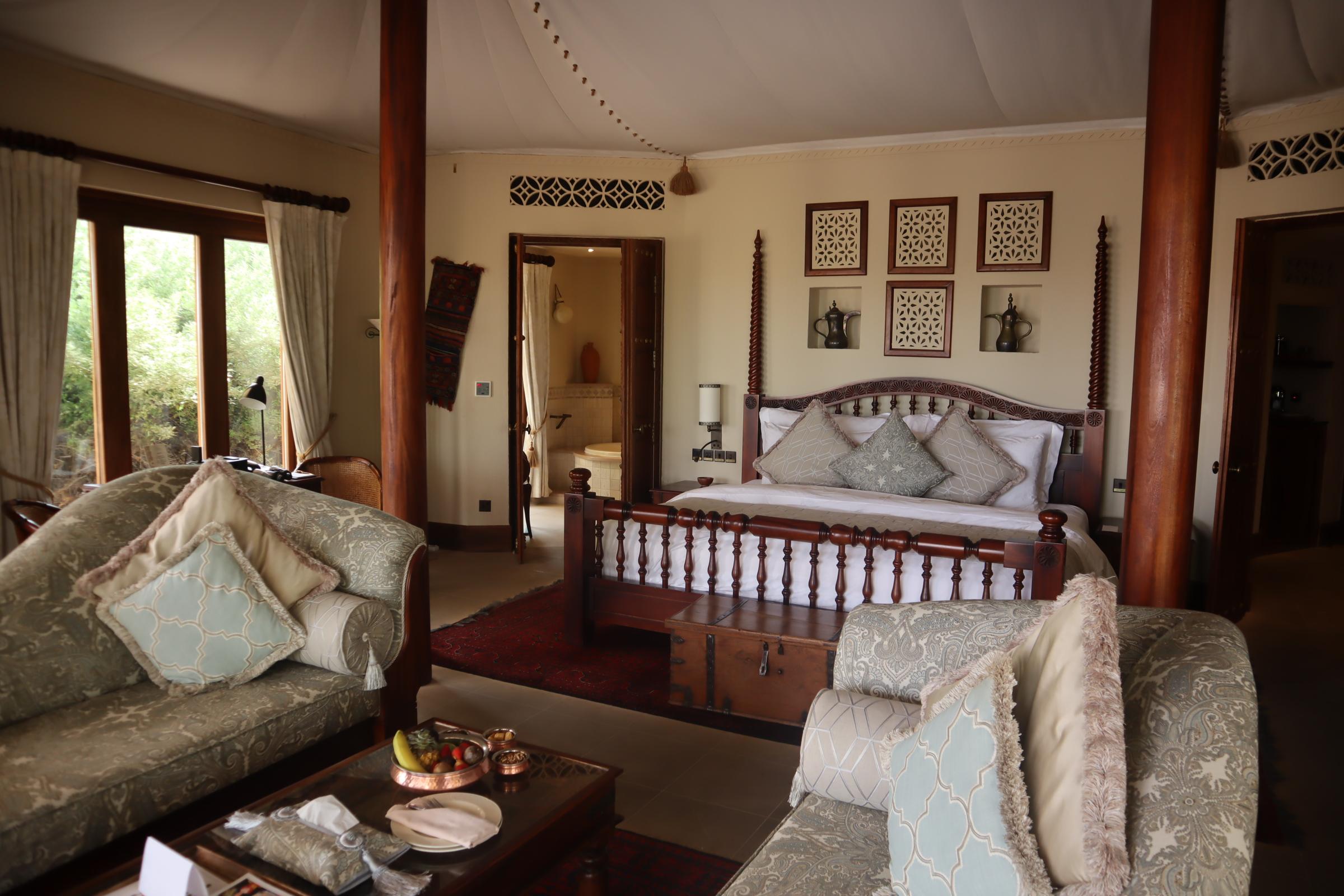Bedouin Suite, Al Maha Desert Resort