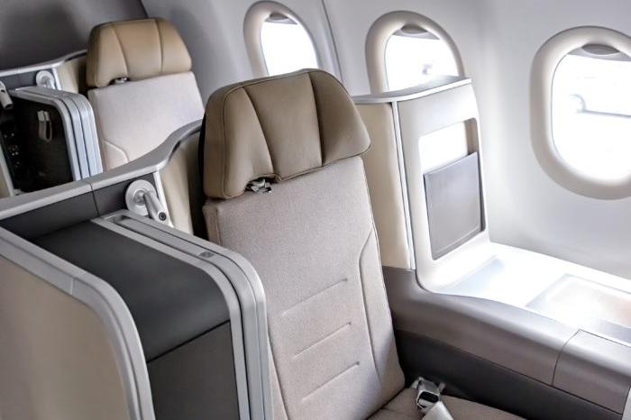 TAP Air Portugal A321-LR business class