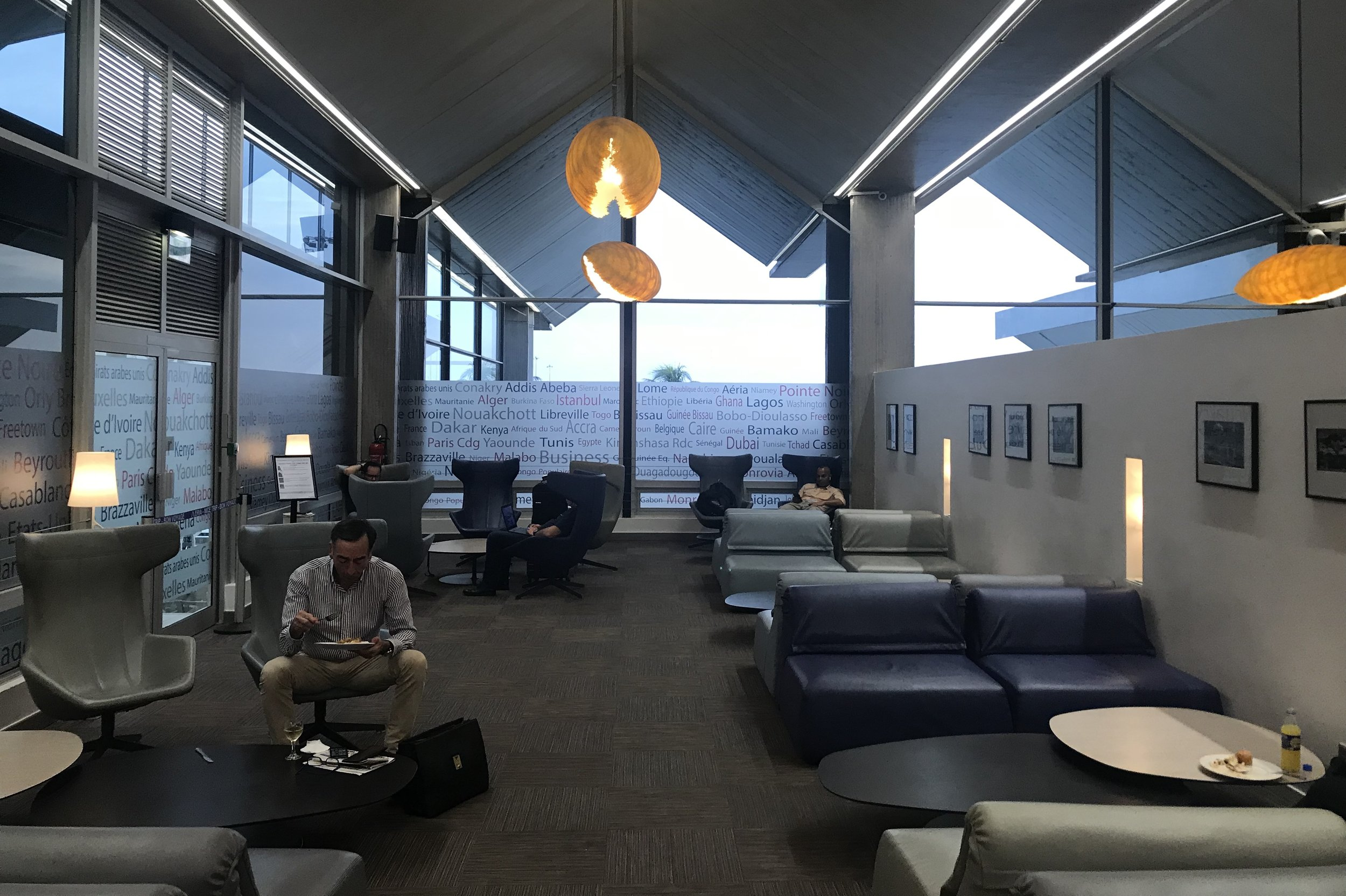Abidjan Airport – Business Lounge