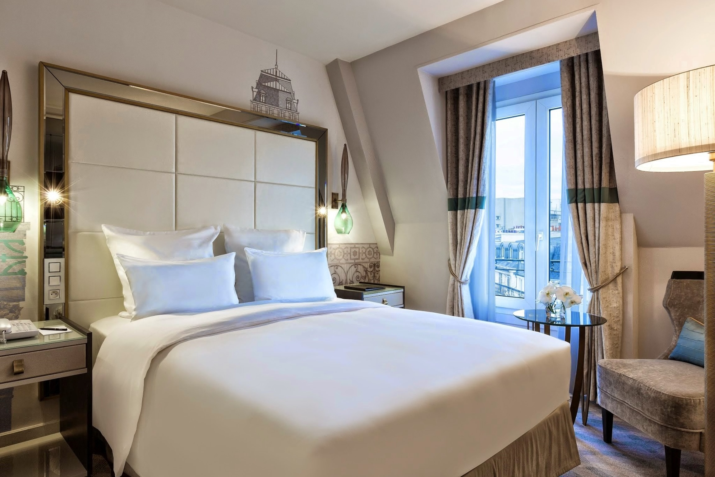 Redeem 72,000 Hilton Honors points for a night at the Hilton Paris Opéra