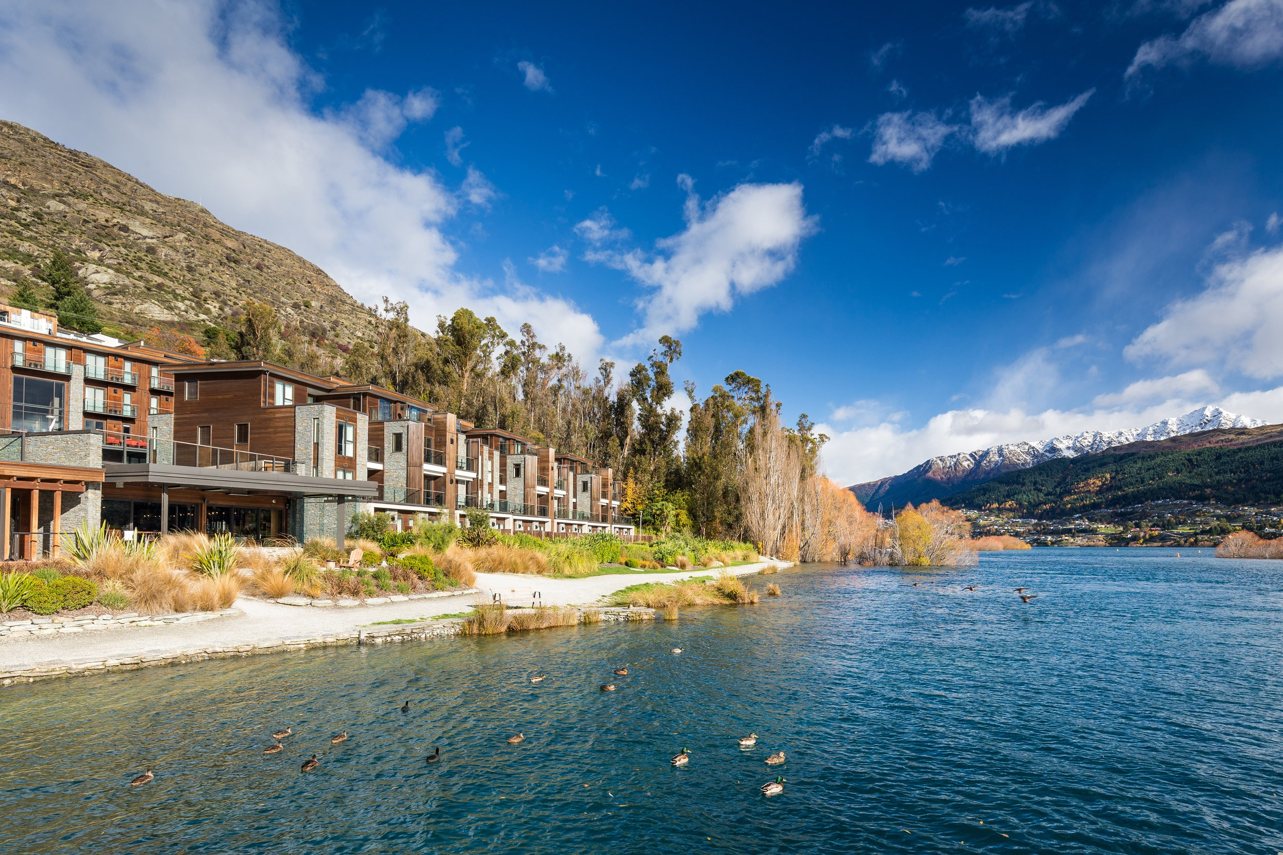 Redeem 60,000 Hilton Honors points for a night at the Hilton Queenstown