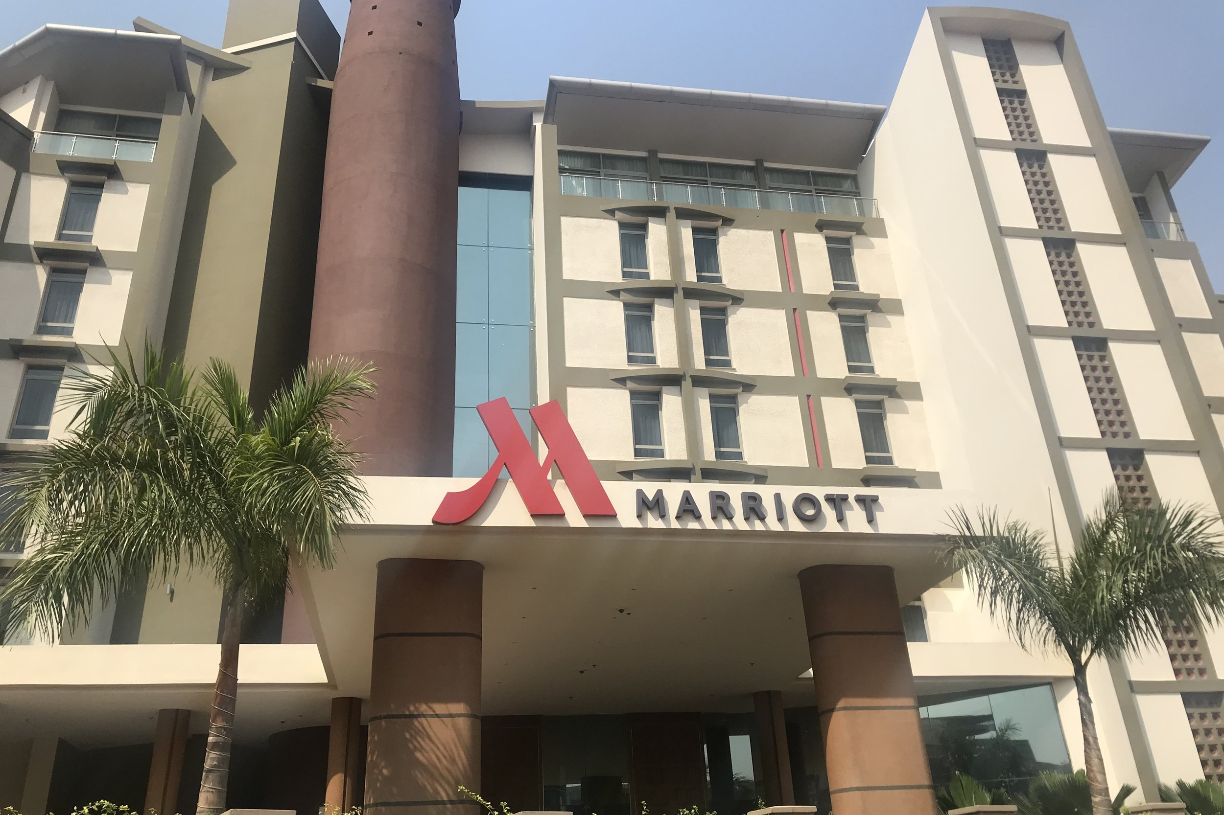 Marriott Accra – Exterior