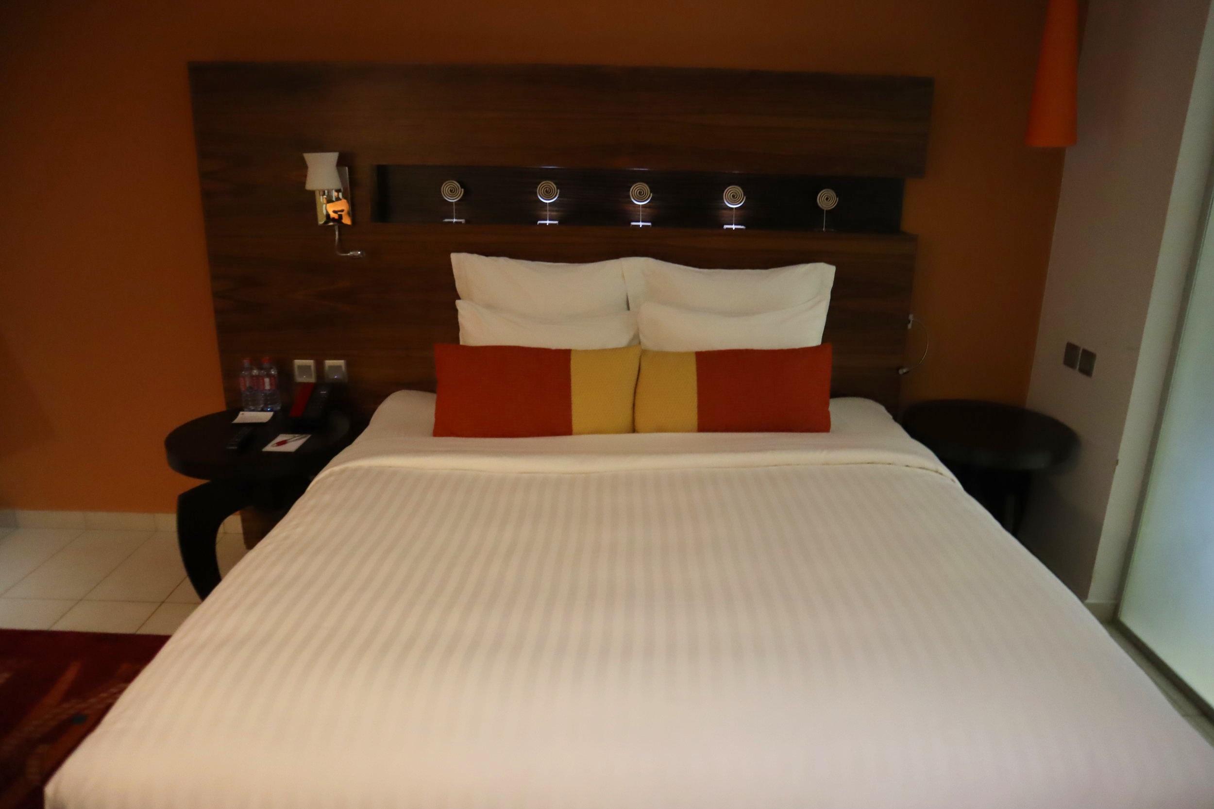 Marriott Accra – King bed