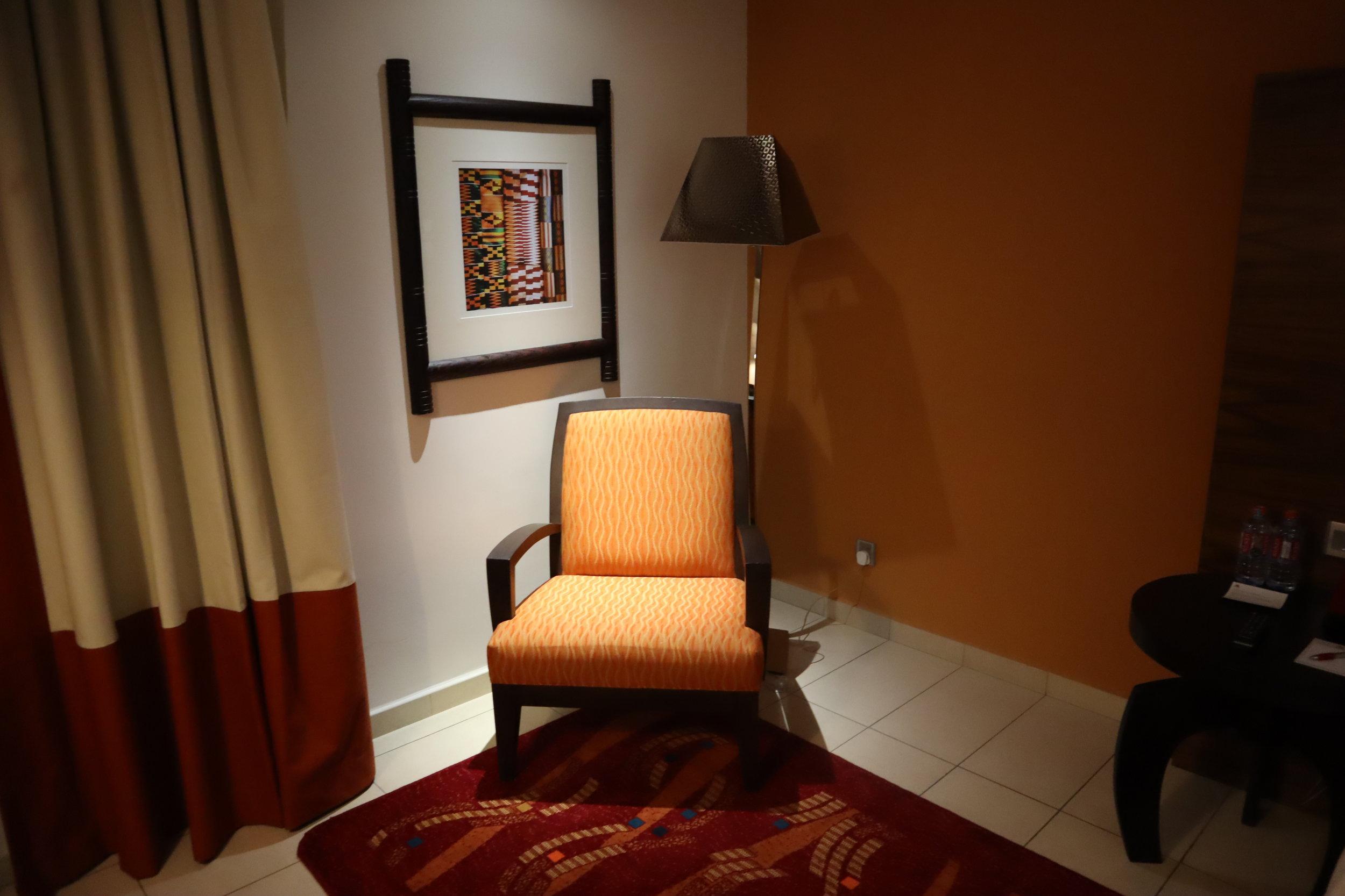Marriott Accra – Armchair