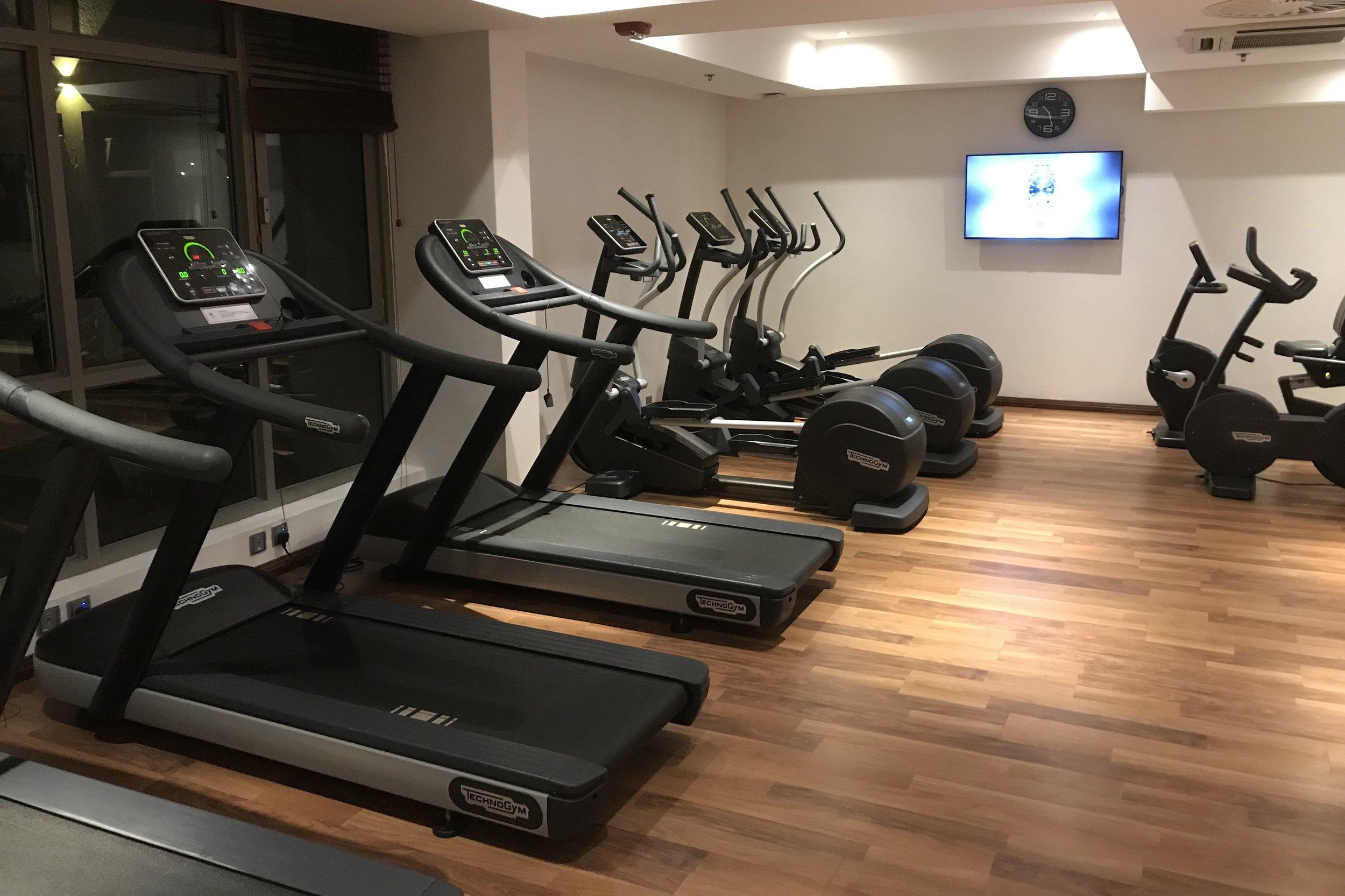Marriott Accra – Fitness centre