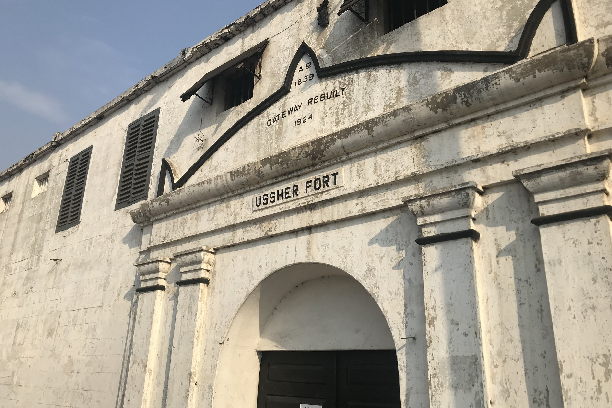 Ussher Fort