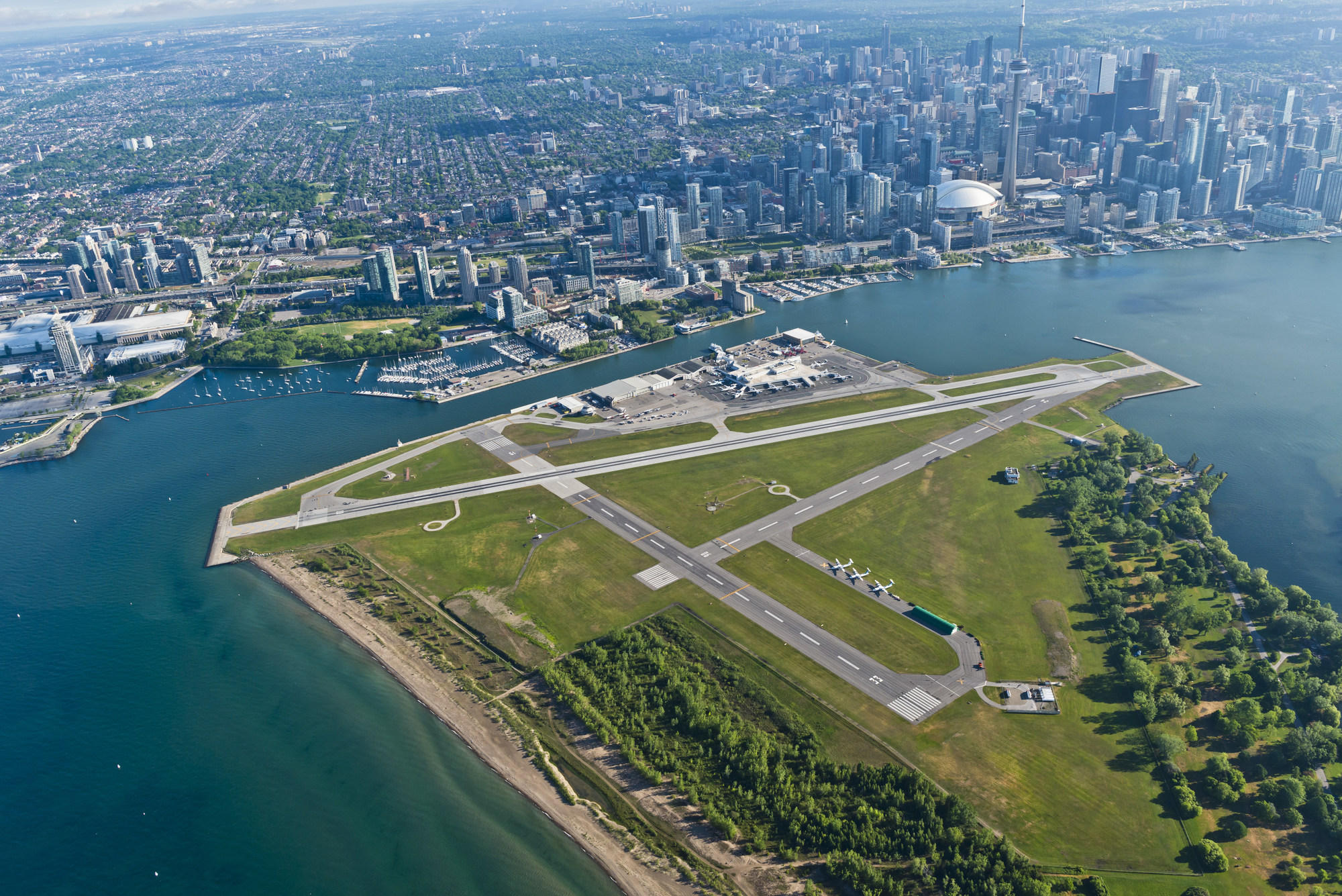 Toronto Billy Bishop Airport
