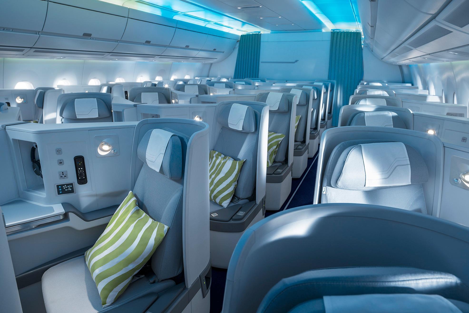 Fly Finnair business class on an Avios multi-carrier award!