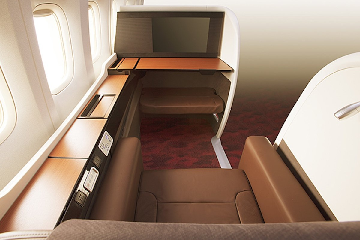Fly Japan Airlines First Class on an Avios multi-carrier award!