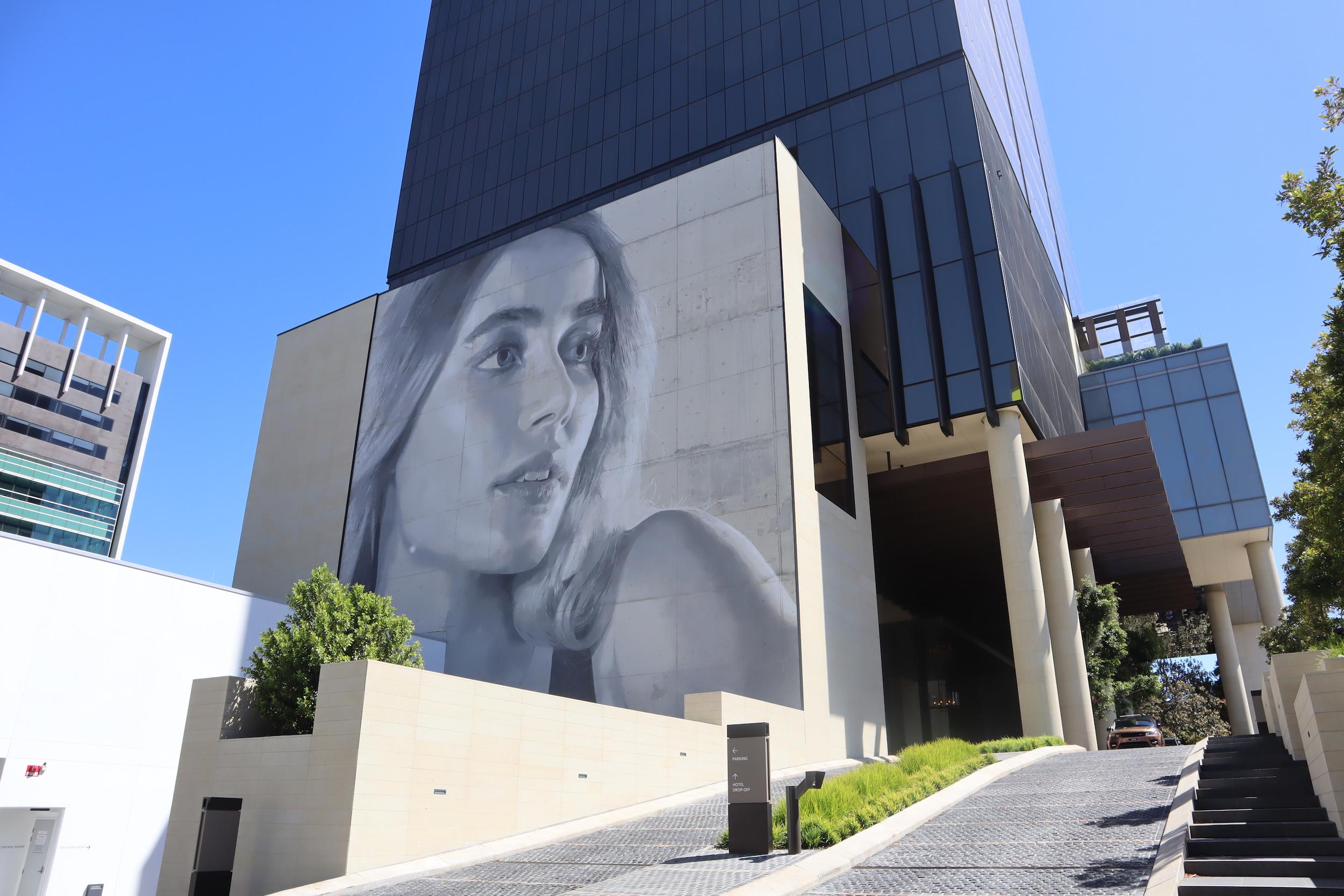 Westin Perth – Exterior