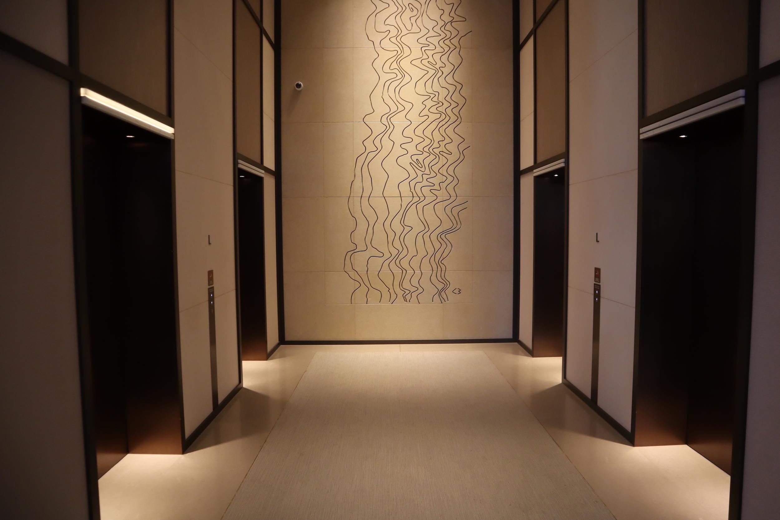 Westin Perth – Elevators