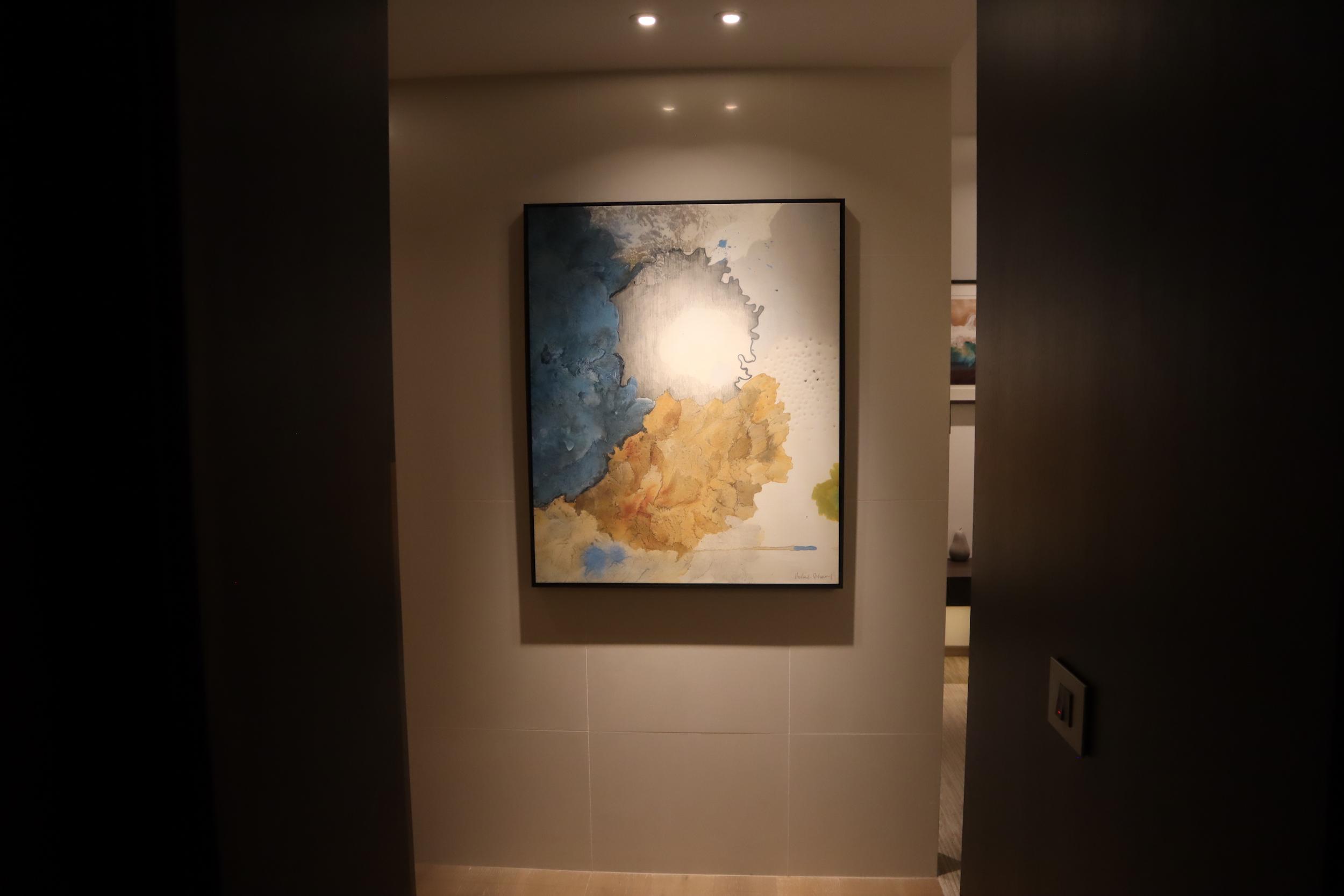 Westin Perth – Westin Suite hallway to bedroom