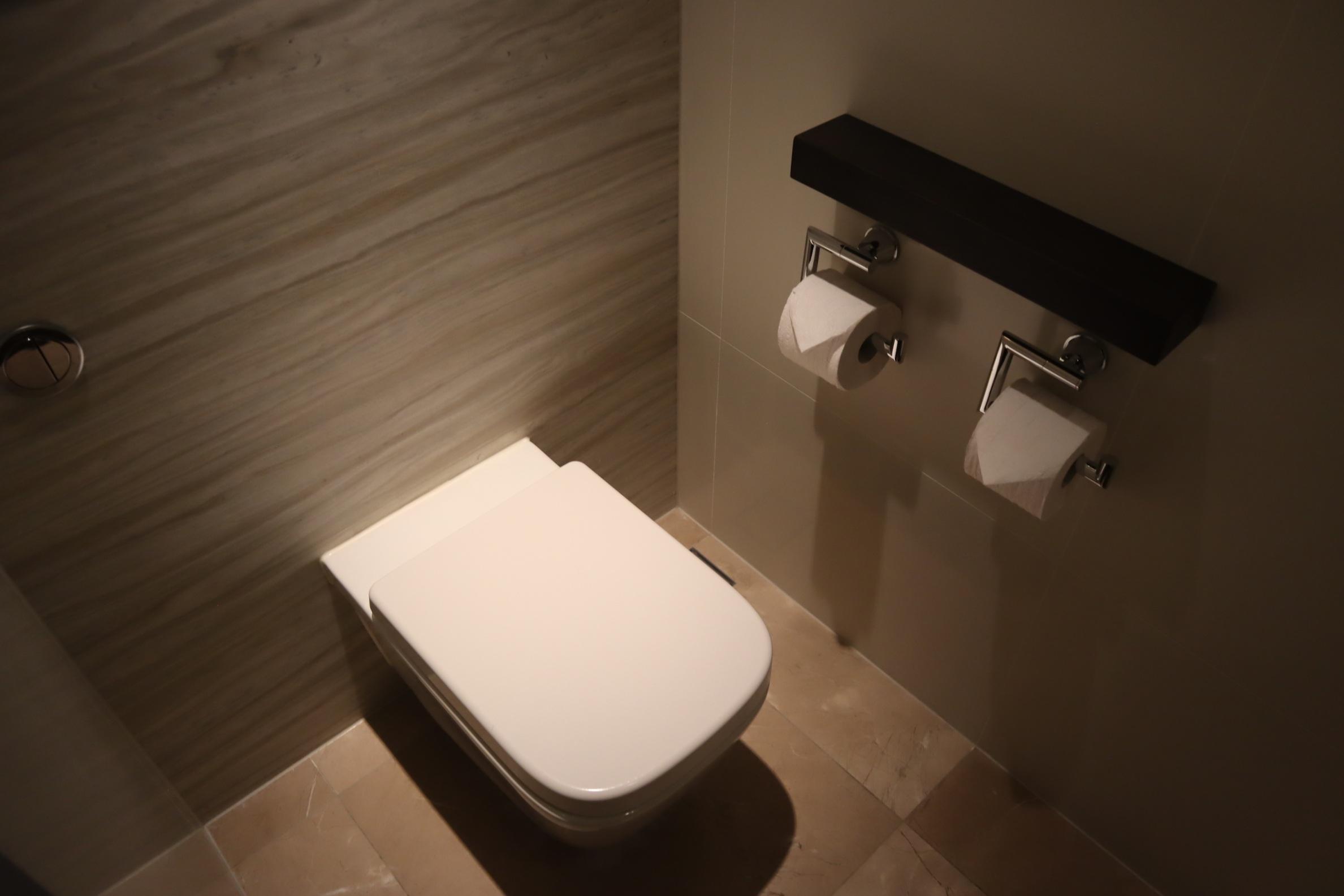 Westin Perth – Westin Suite toilet room