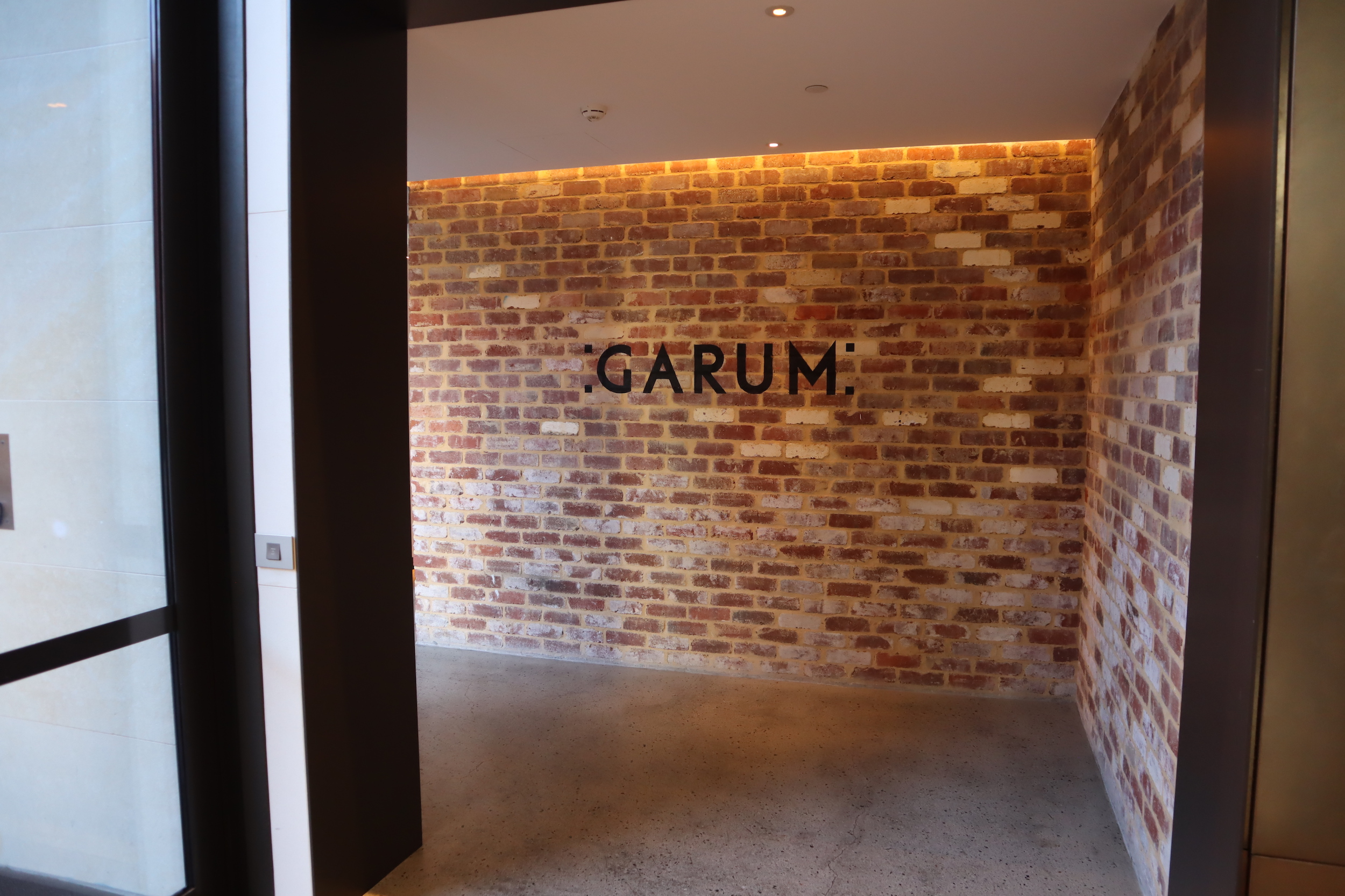 Westin Perth – Garum restaurant