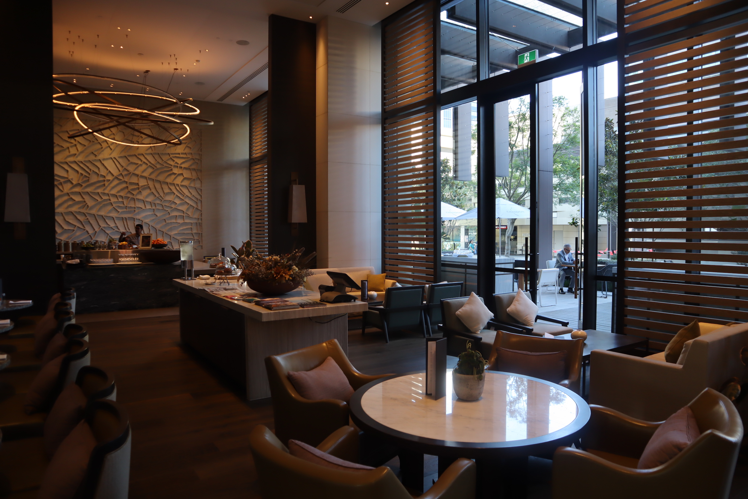 Westin Perth – Haven Bar