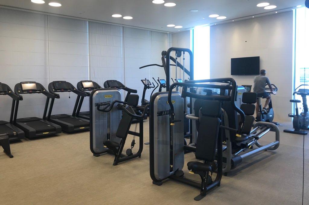 Westin Perth – Fitness centre