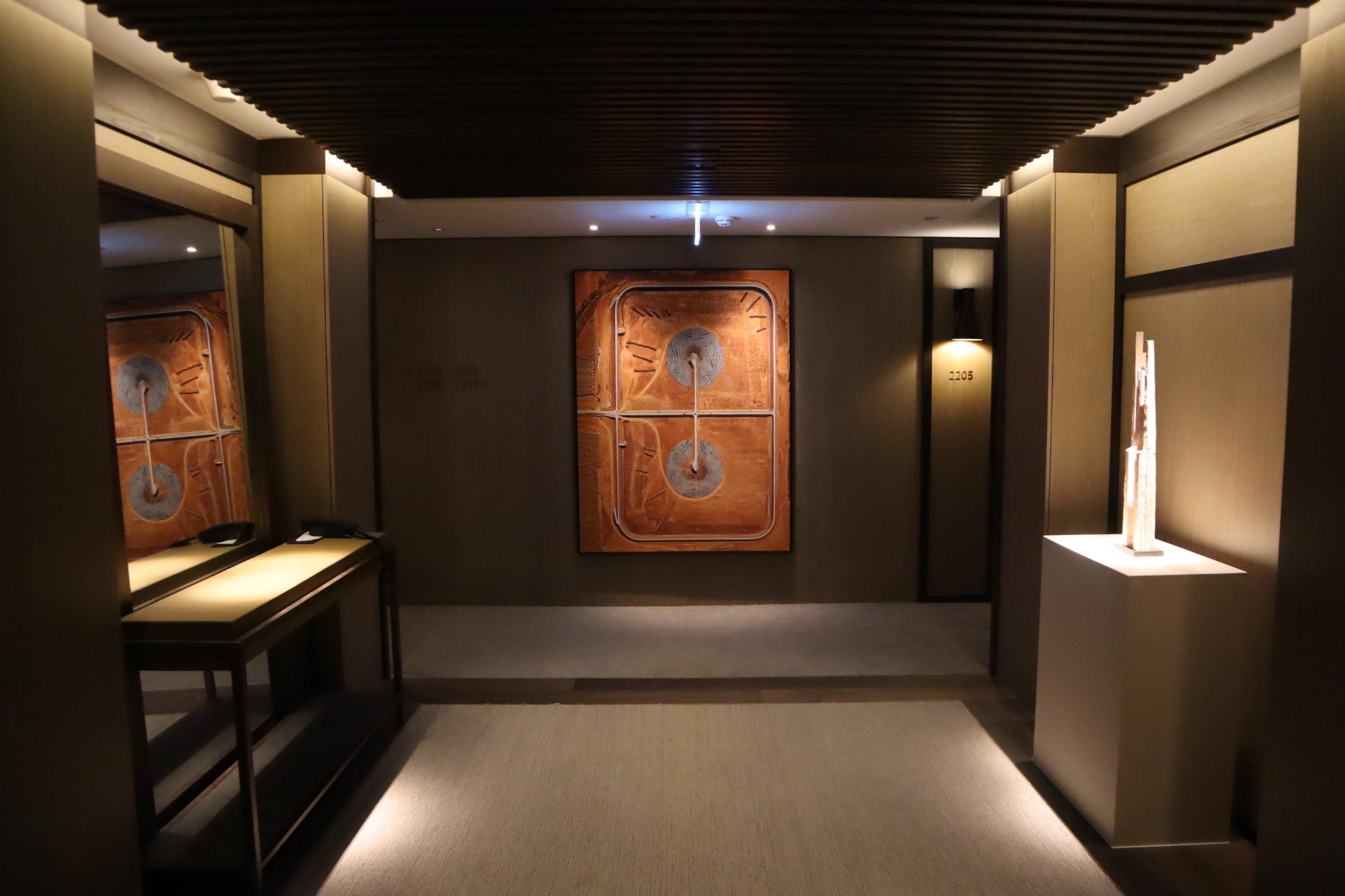 Westin Perth – Hallway