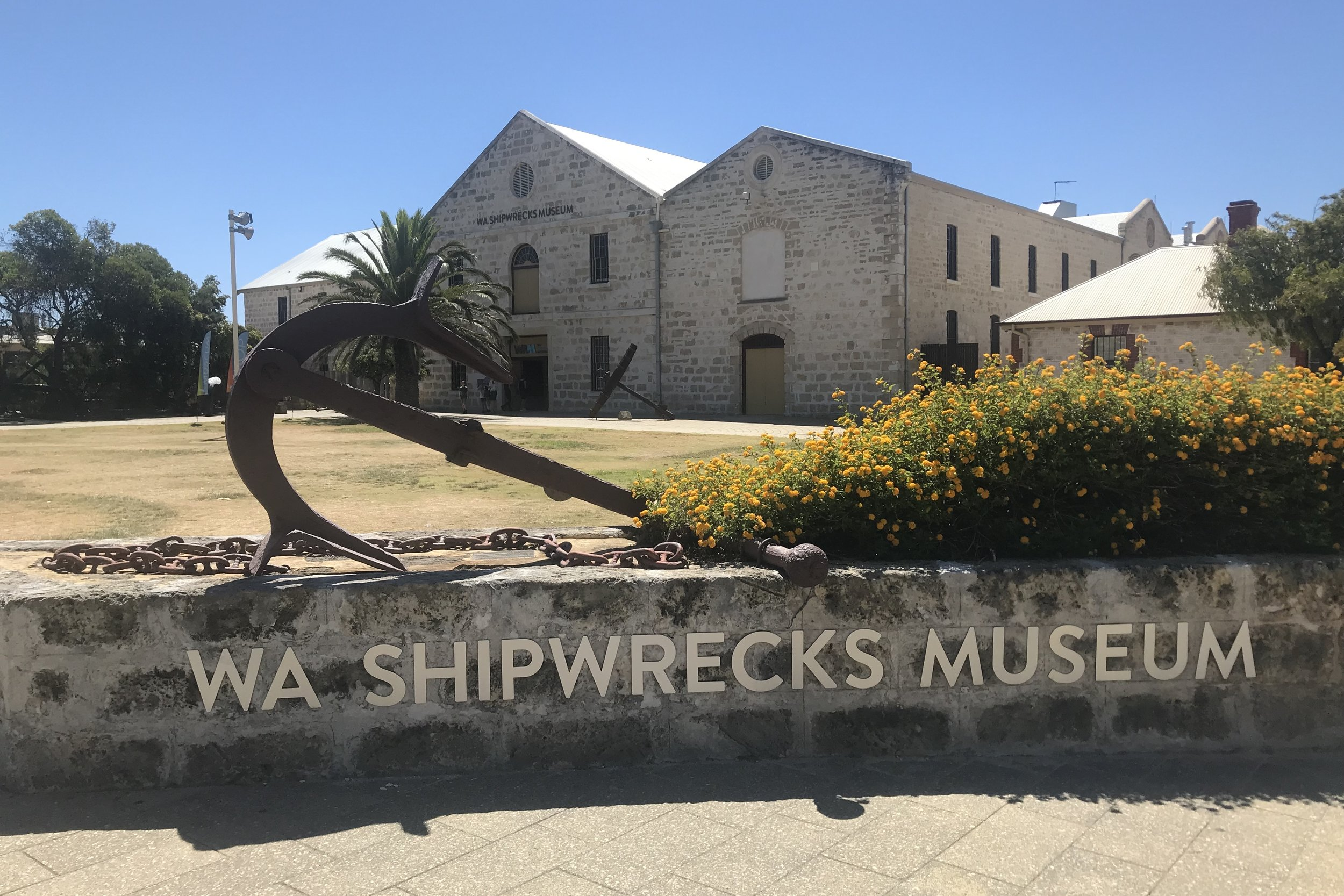 WA Shipwrecks Museum