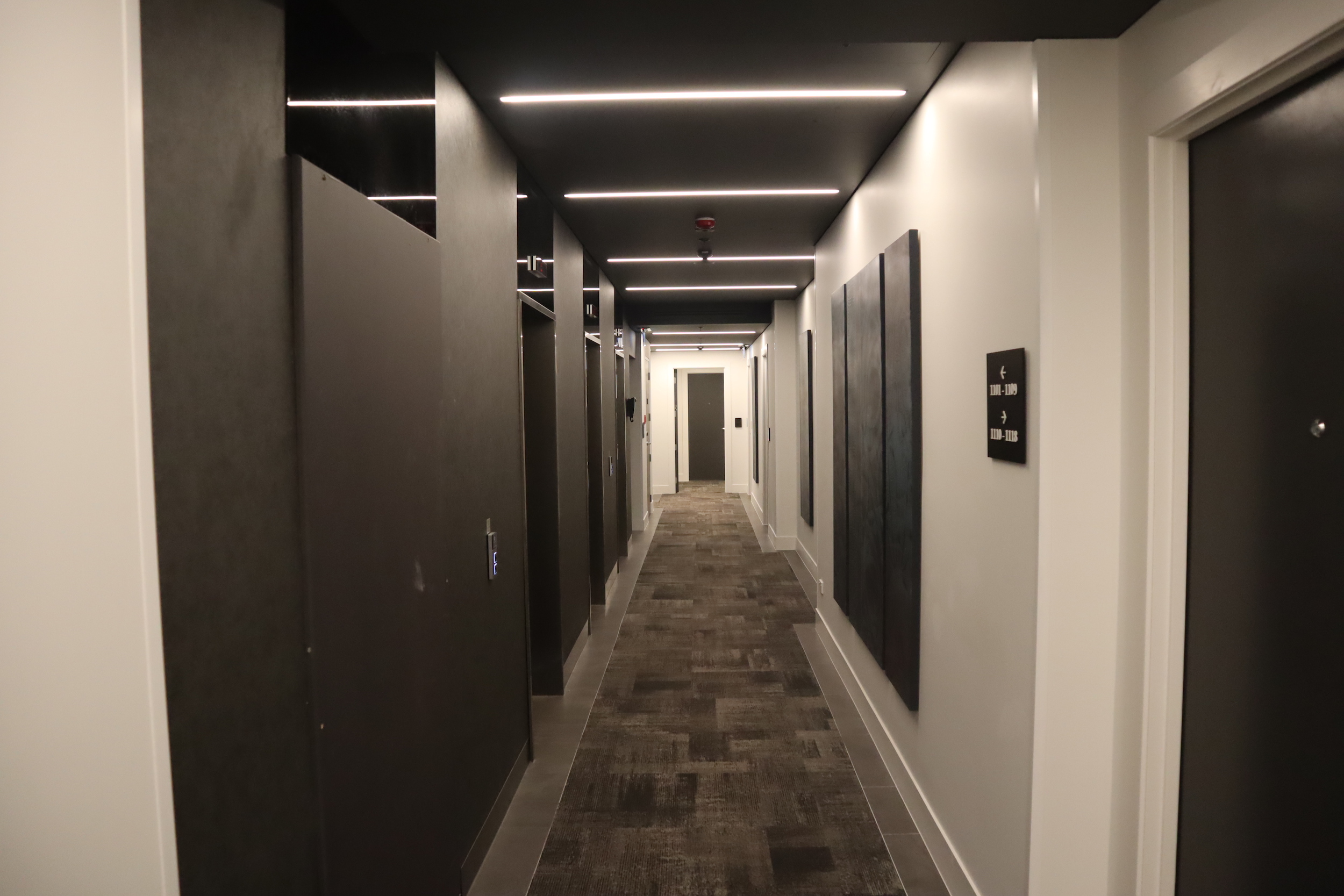 Four Points by Sheraton Auckland – Hallway