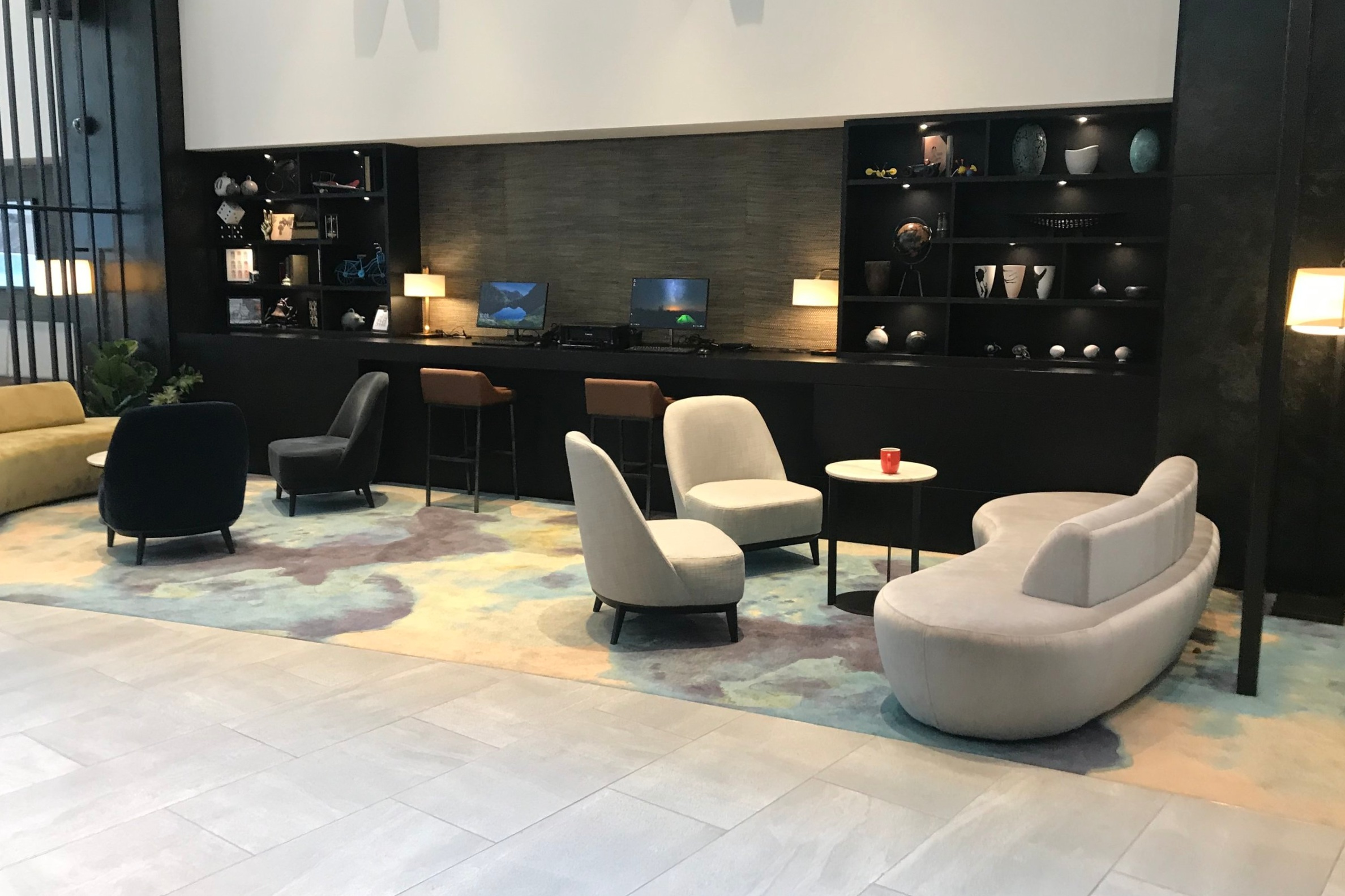 Four Points by Sheraton Auckland – Lobby lounge
