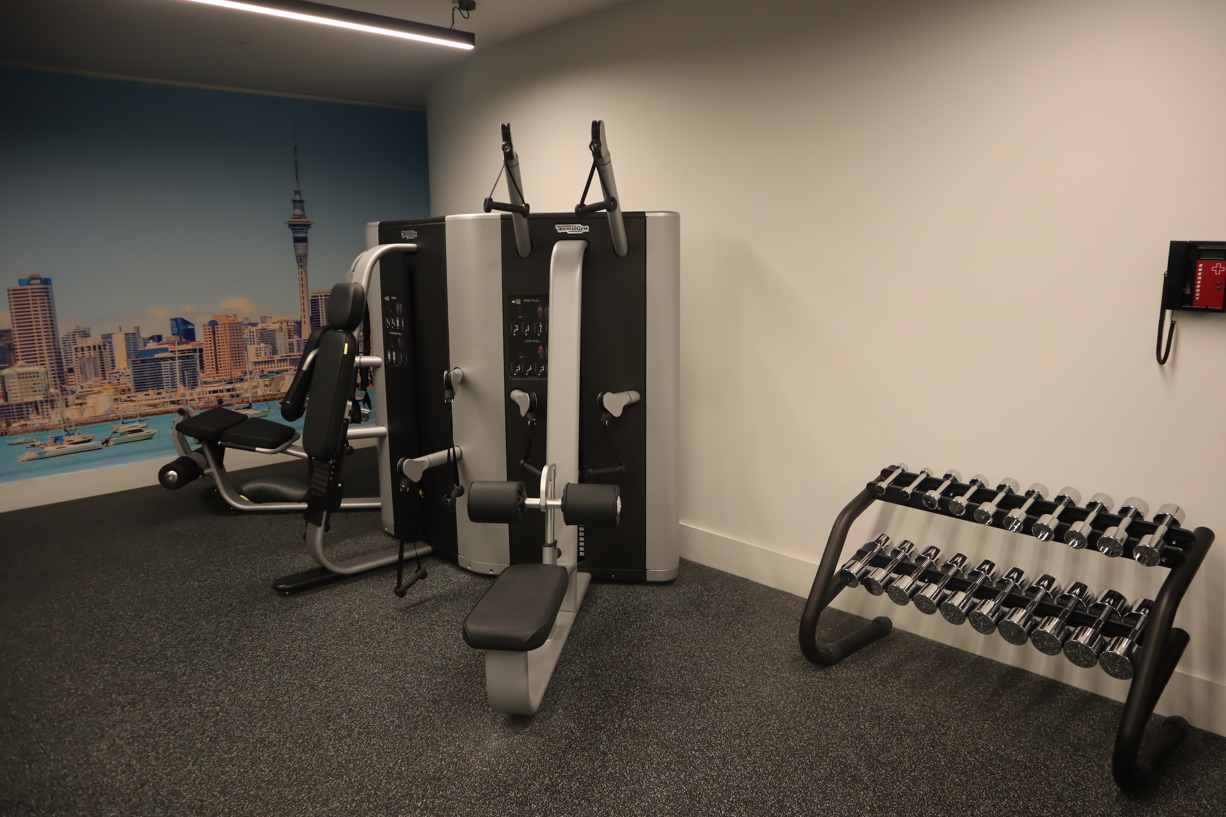 Four Points by Sheraton Auckland – Fitness centre